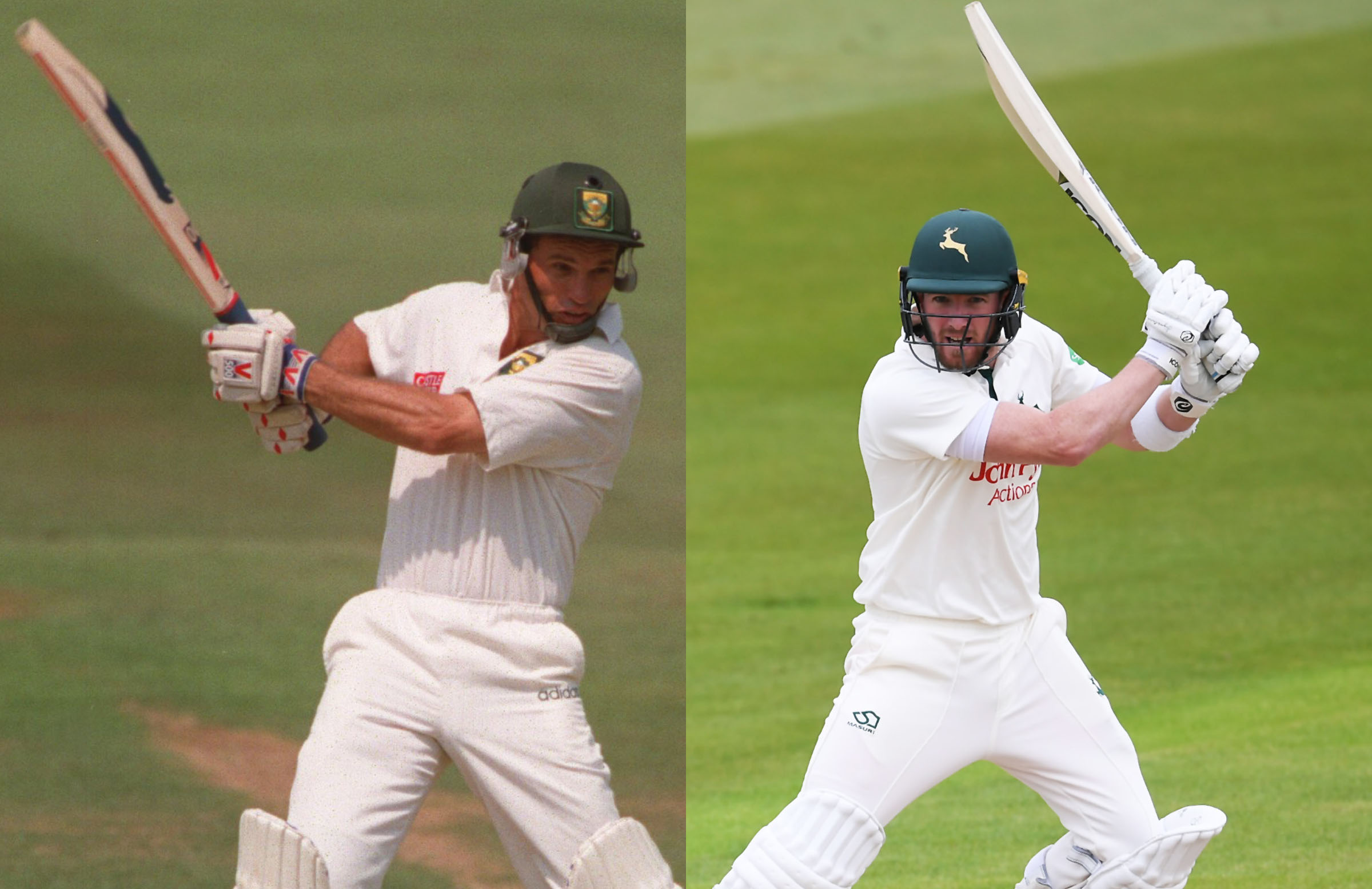 (L-R) Kepler and Riki Wessels in action // Getty