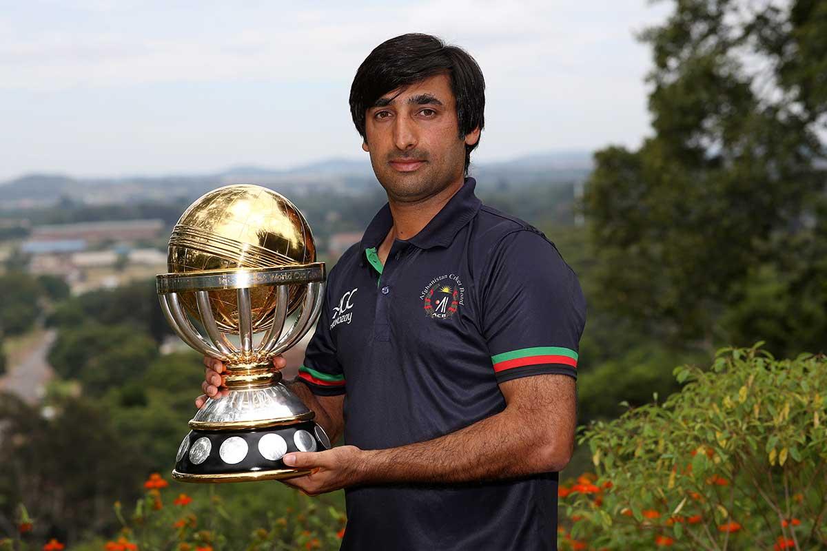 Afghan captain Asghar Stanikzai // Getty