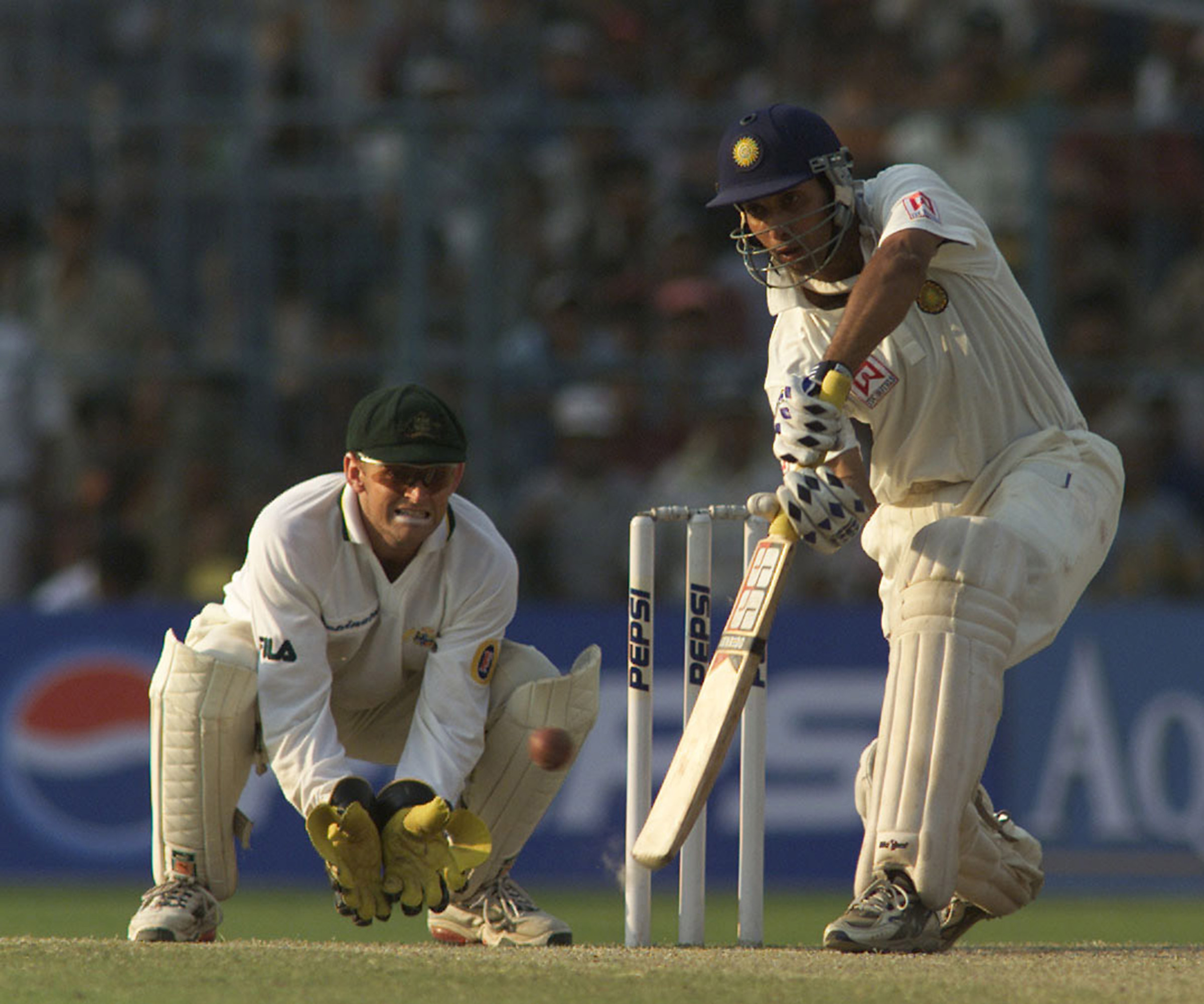 Laxman's innings was praised right around the world // Getty
