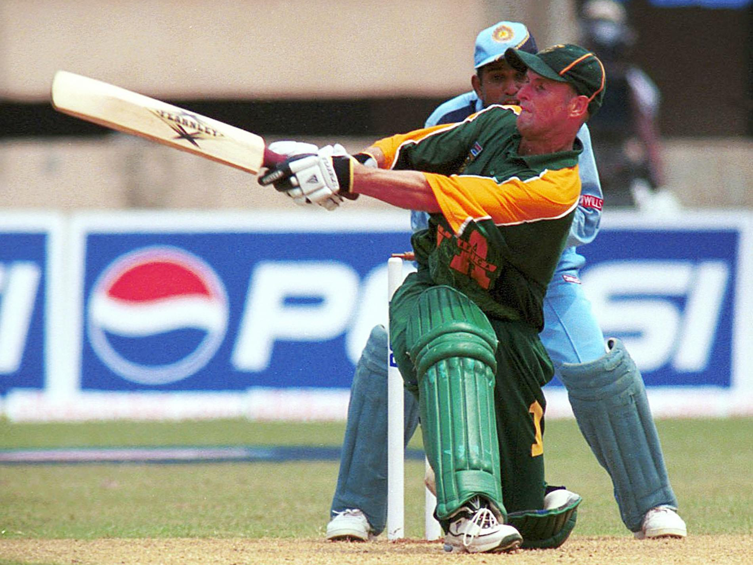 Gary Kirsten helped South Africa win the 2000 Singapore Challenge // Getty