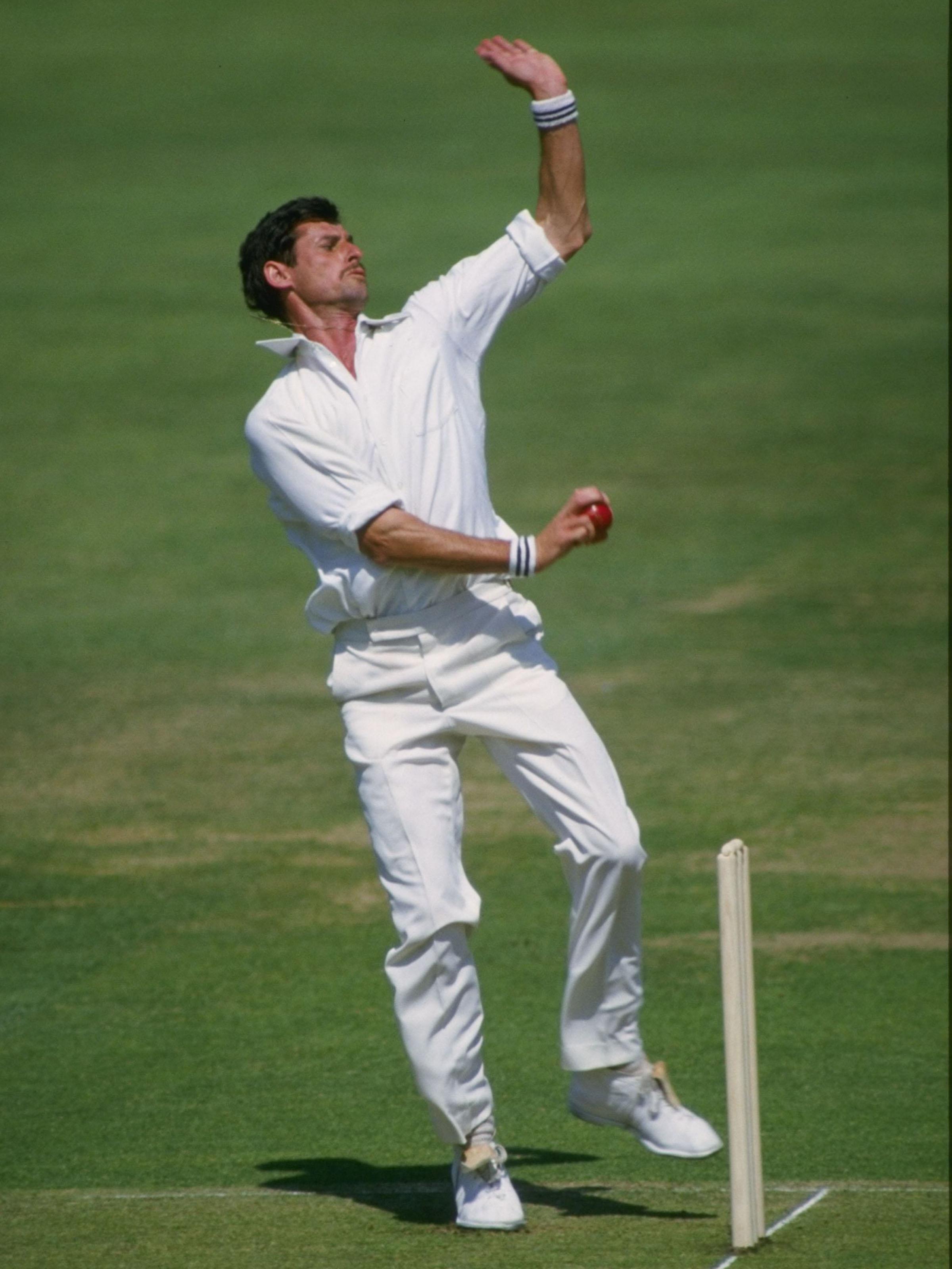Sir Richard Hadlee, New Zealand's greatest cricketer // Getty