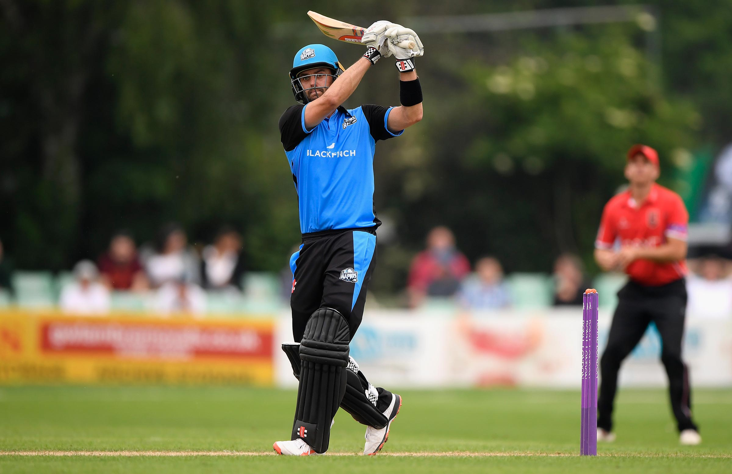 Ferguson hit five sixes in his stunning knock // Getty