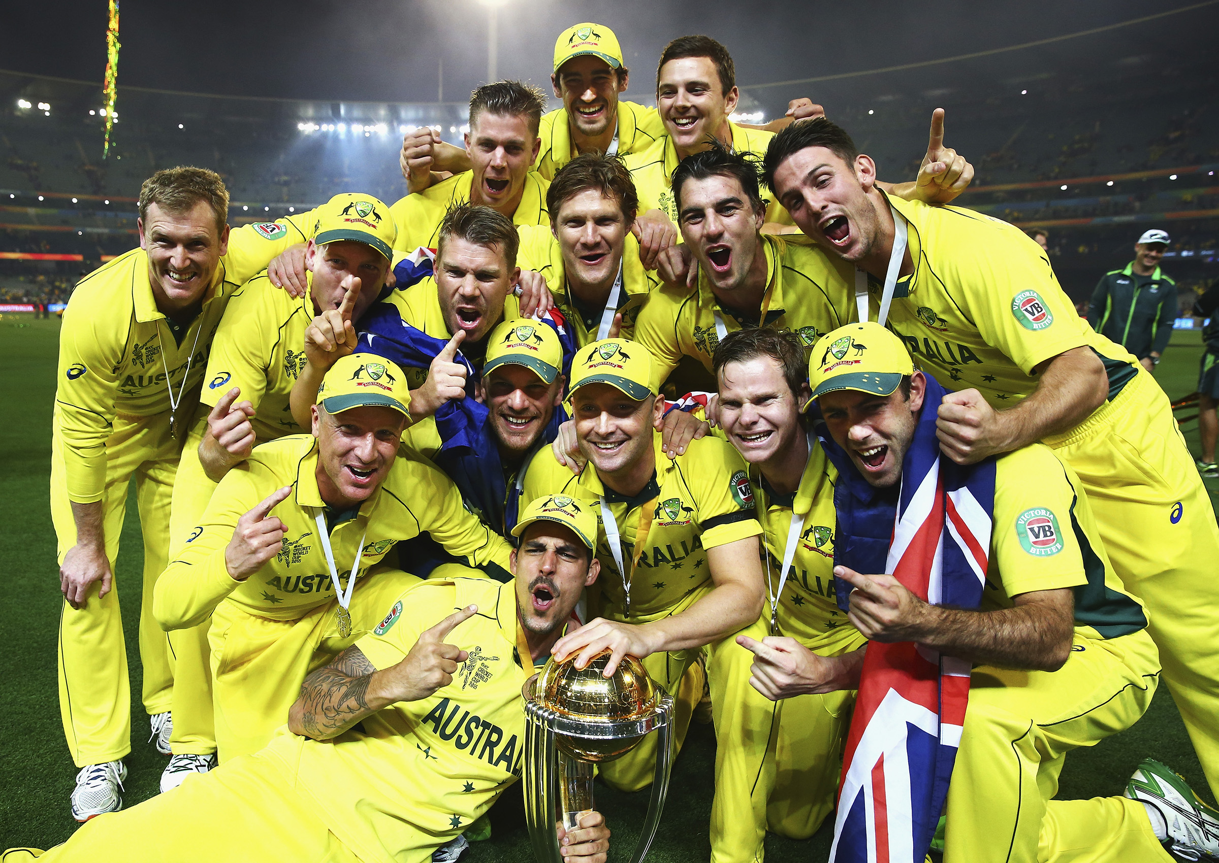 The new ODI Championship will act as World Cup qualifiers // Getty