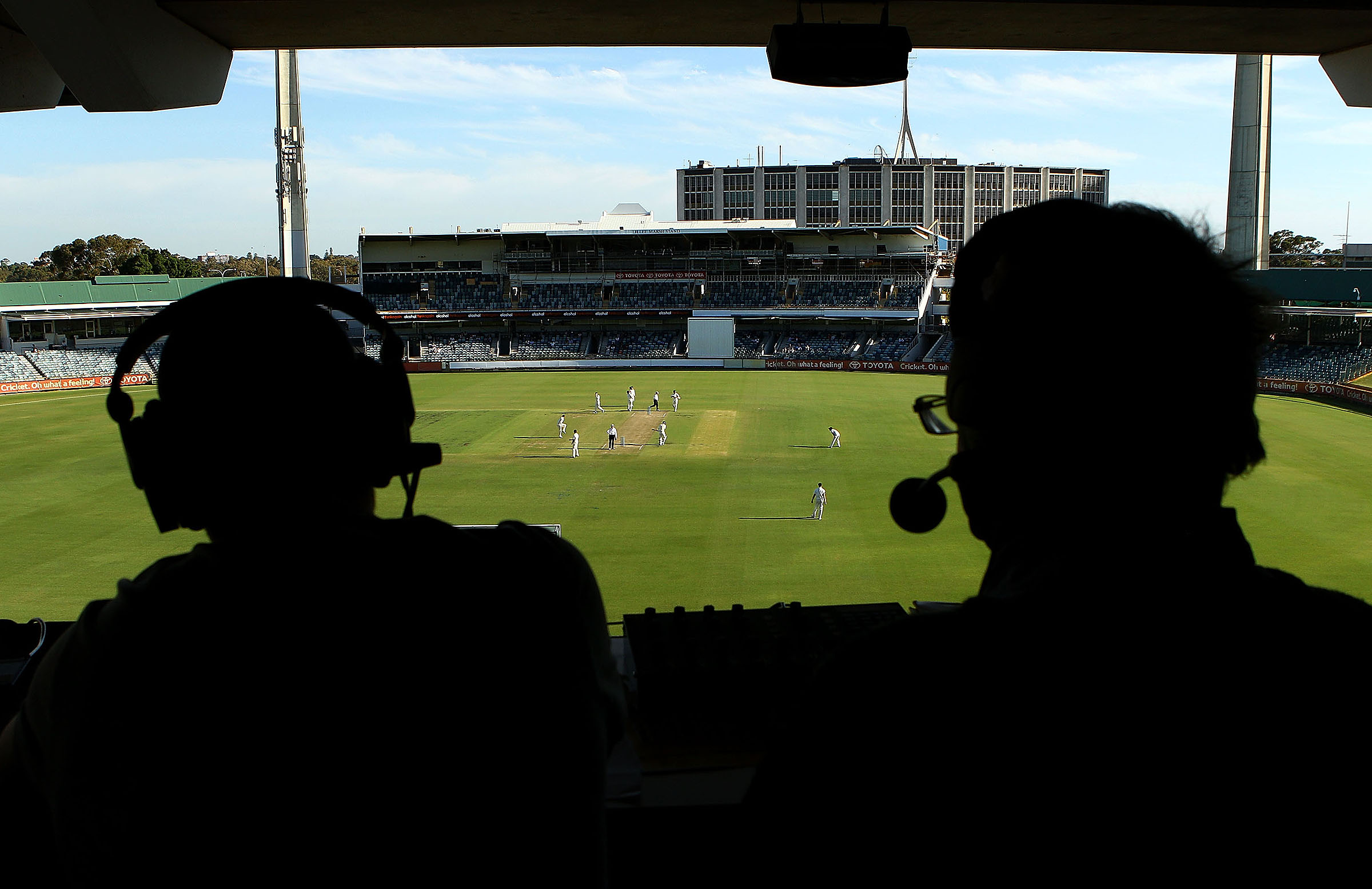 Test cricket coverage will get a big shake-up this summer // Getty