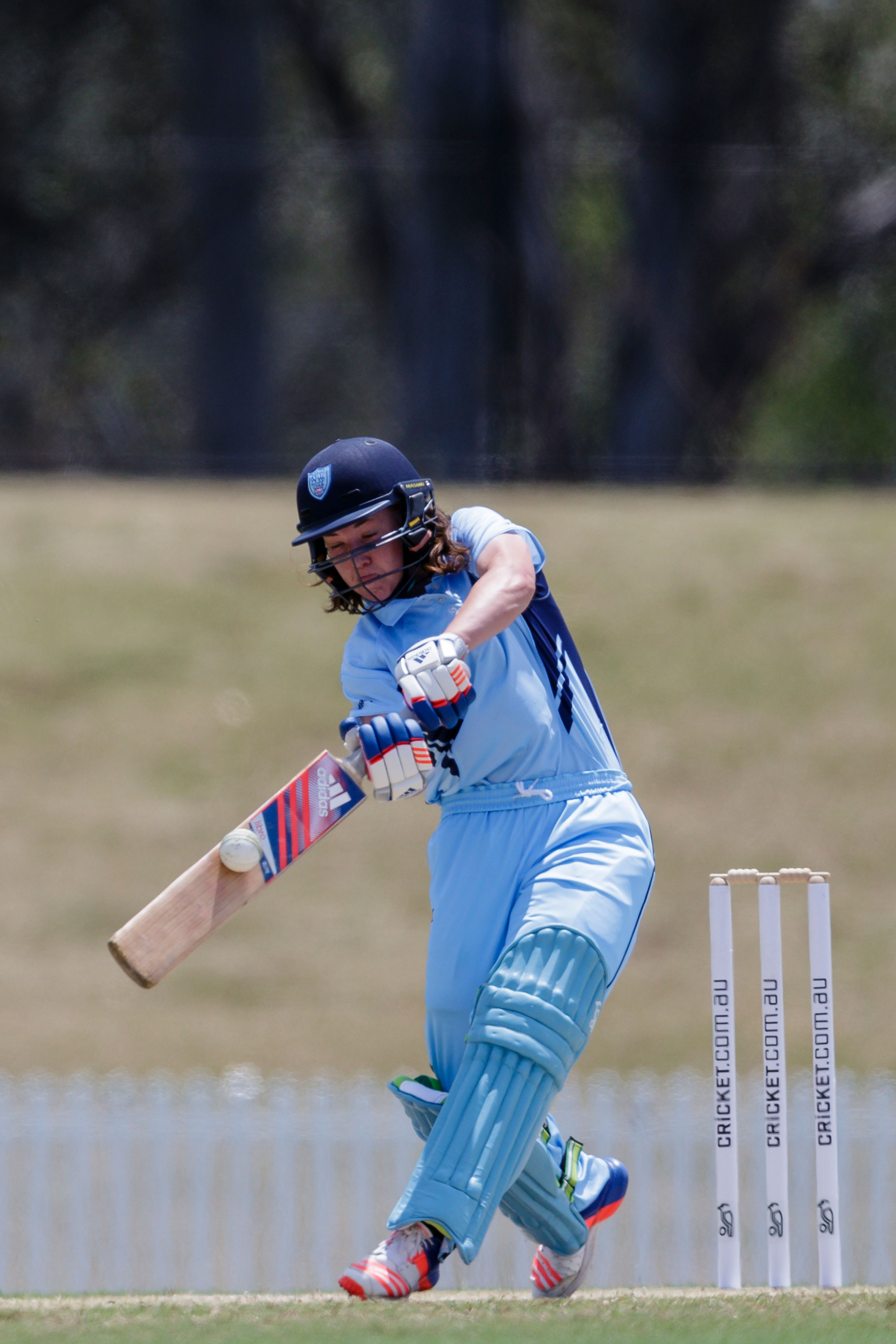 Trenaman is eyeing more opportunities with NSW // Getty