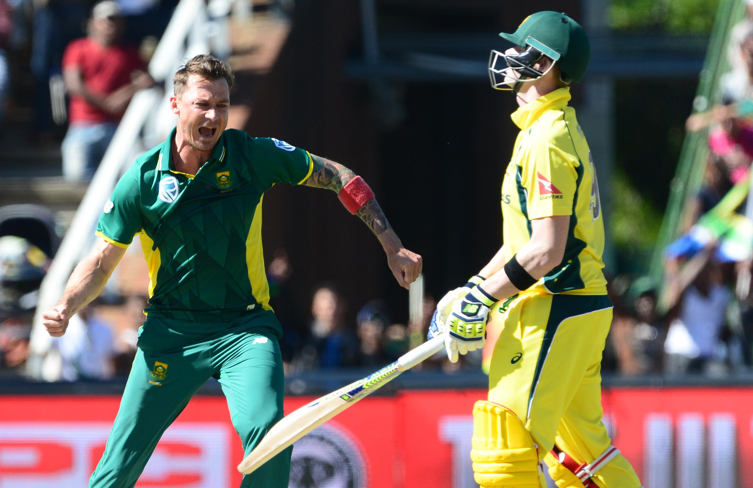 South Africa defeated Australia 5-0 in the 2016 ODI series // Getty