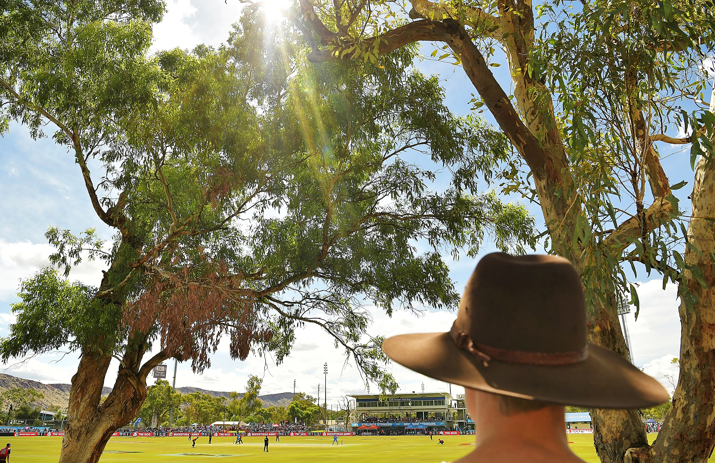 The BBL will return to Alice Springs next summer // Getty