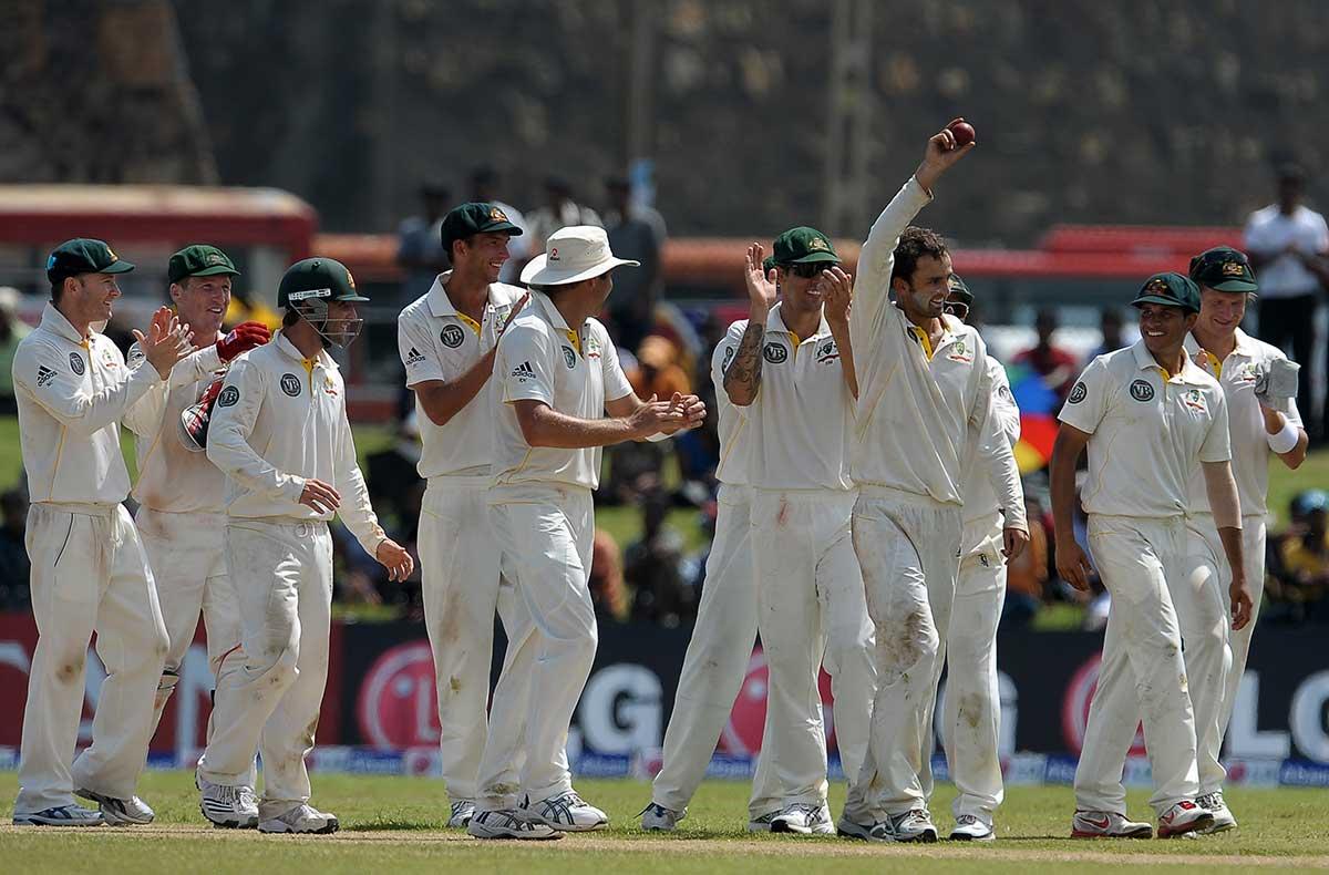 Galle future in fort's shadow under siege | cricket com au