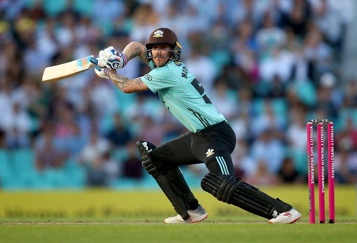 Maddinson hit 245 runs at 35 for Surrey // Getty