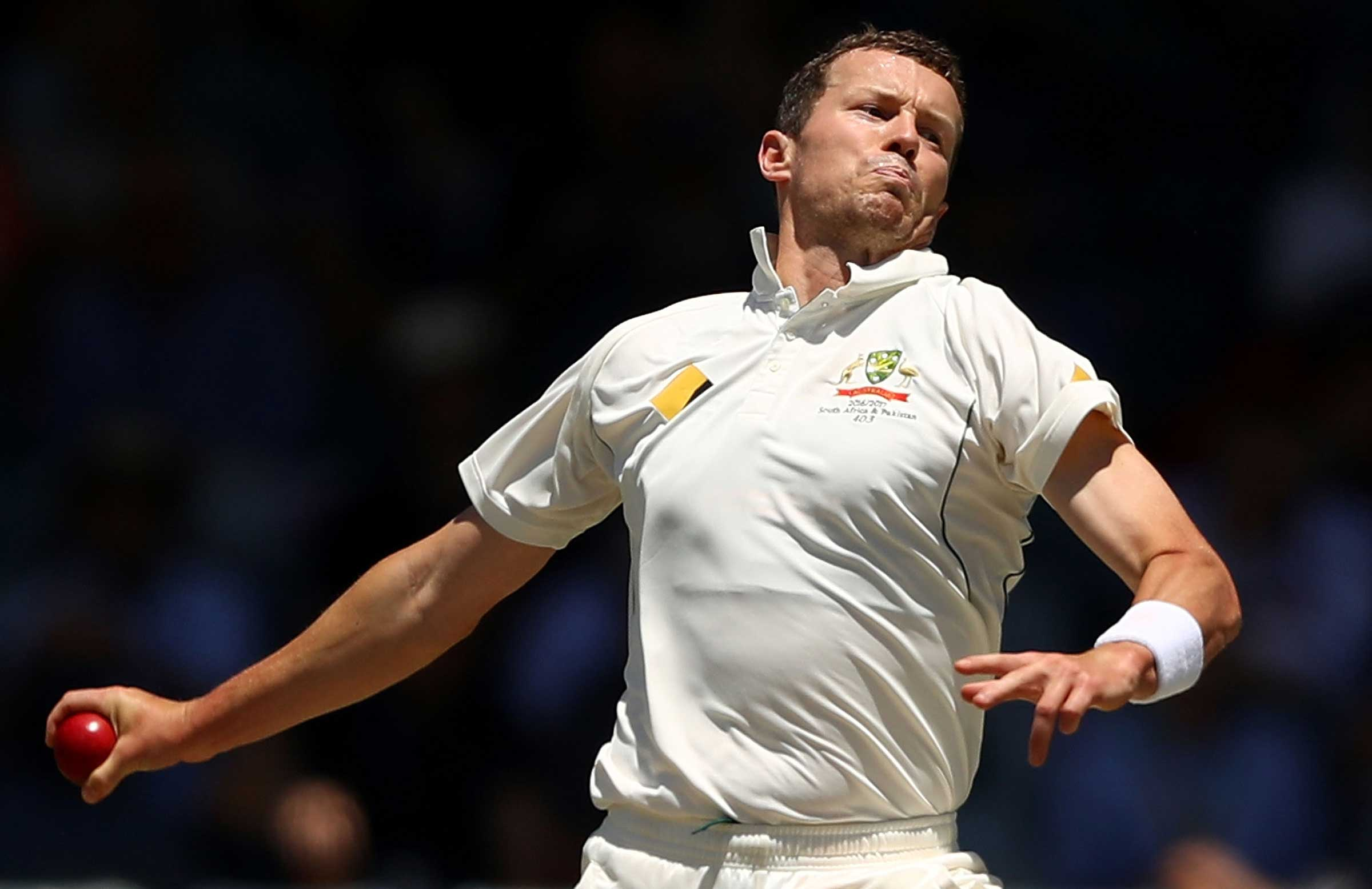 Siddle has 211 wickets in 62 Tests // Getty