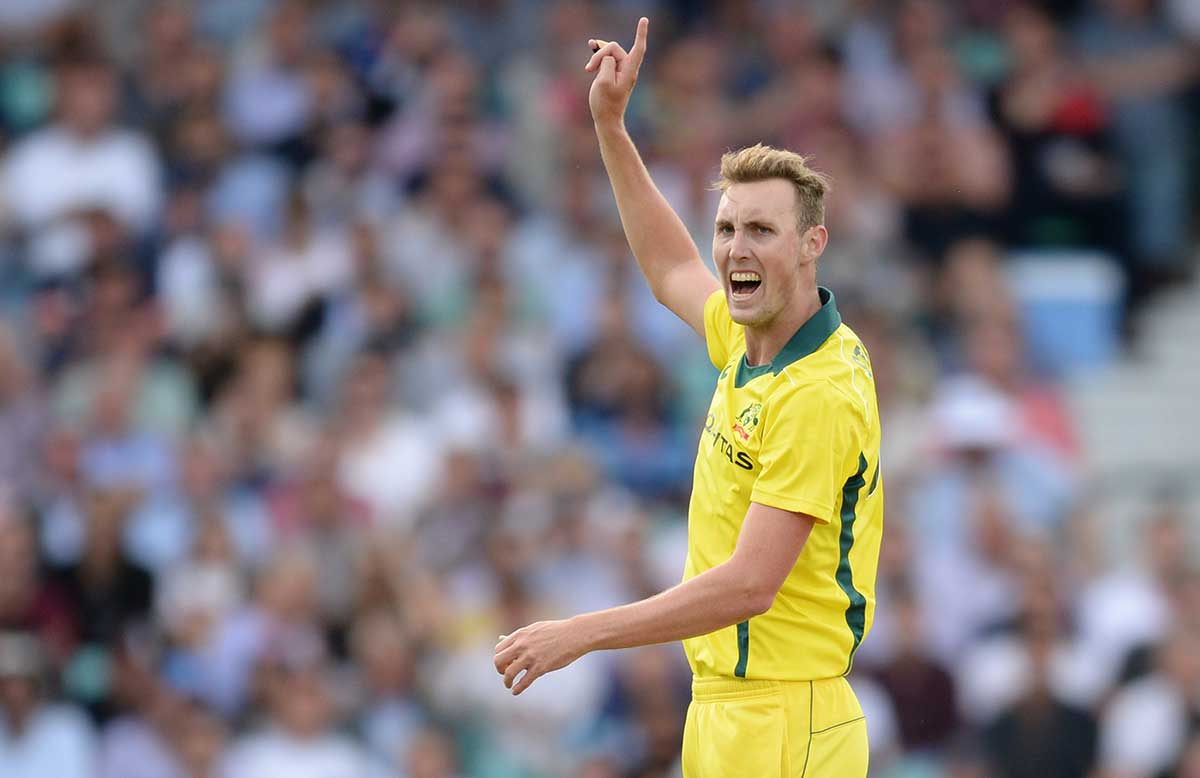 Stanlake has starred in white-ball cricket // Getty