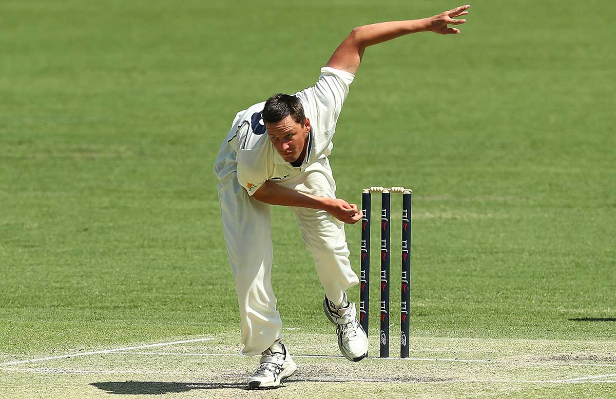 Tremain has 129 wickets at 20.39 in the past three summers // Getty