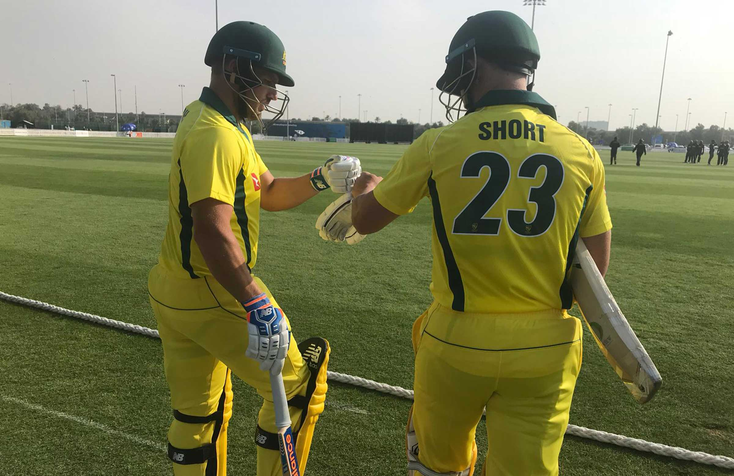 Short carried his bat with 68 not out // Cricket Network