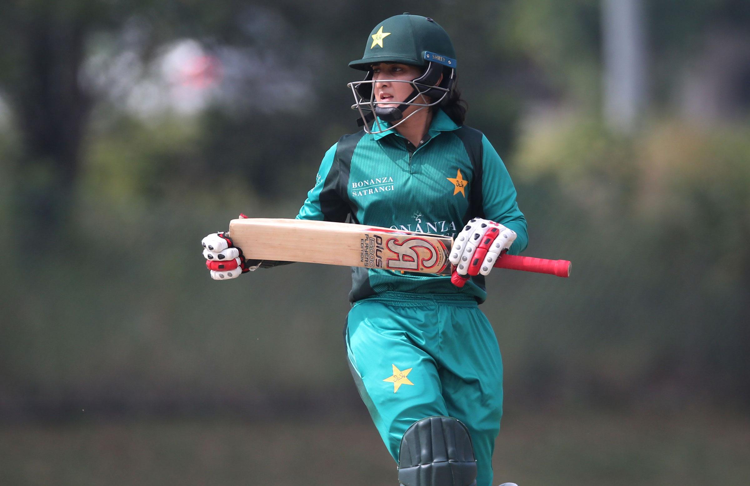 Bismah Maroof top-scored for Pakistan // PCB