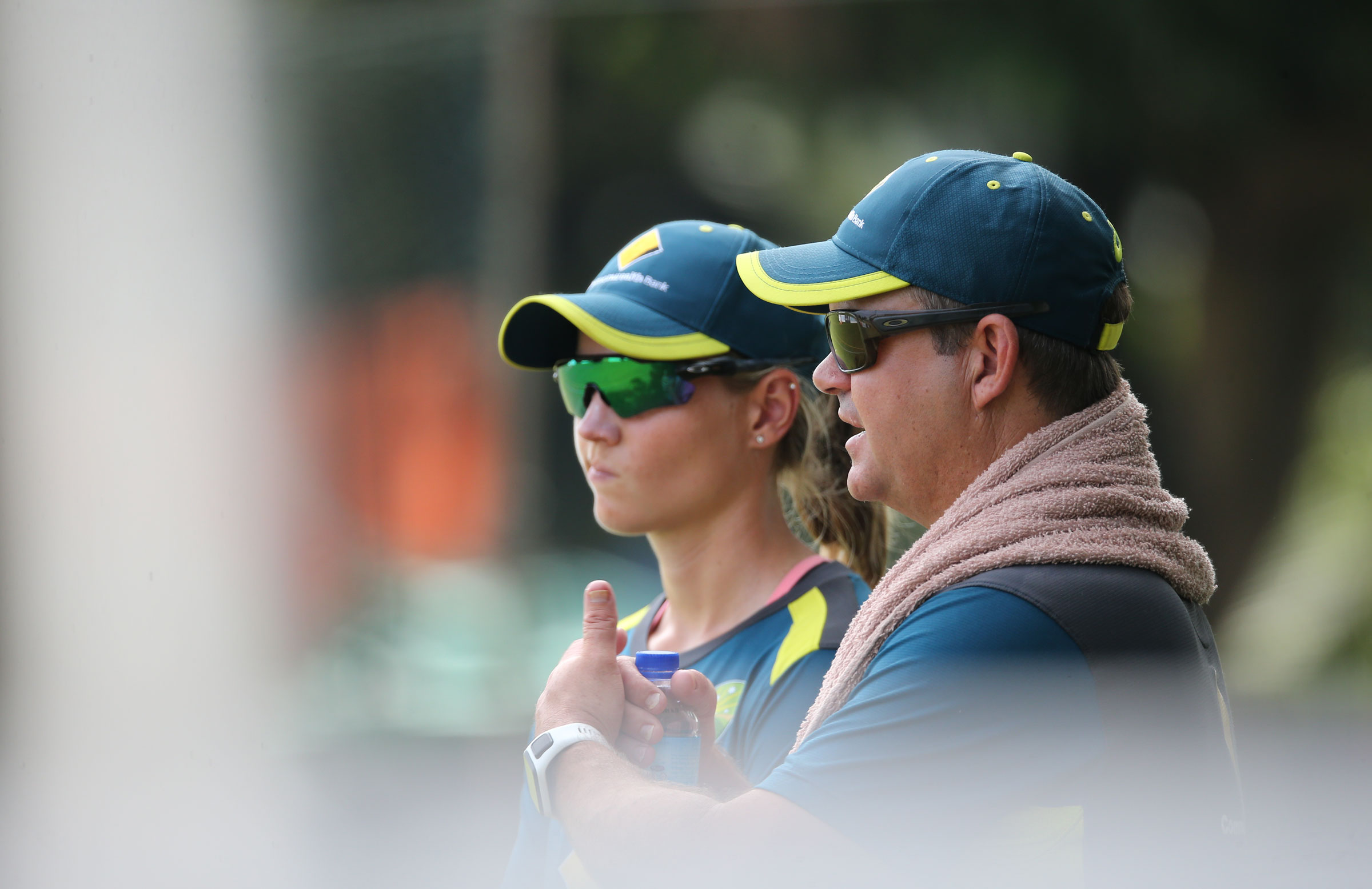 Meg Lanning missed the final T20 with a minor back complaint // PCB