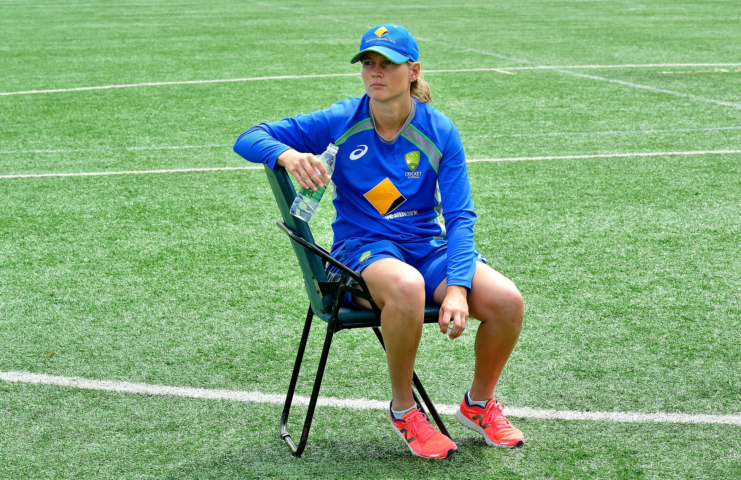 Lanning was sidelined for last summer's Women's Ashes // Getty
