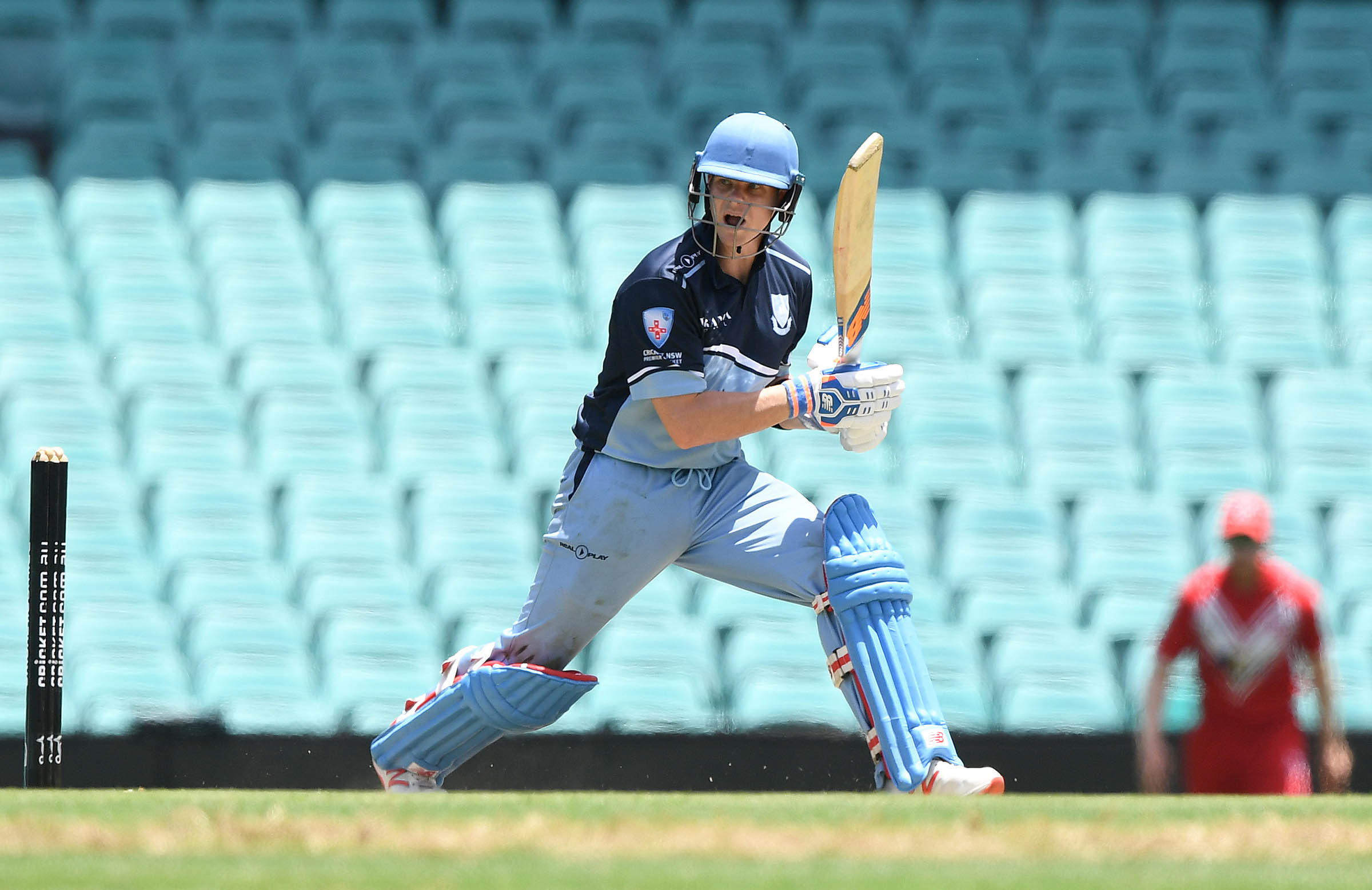 Smith guided Sutherland to victory over St George // AAP