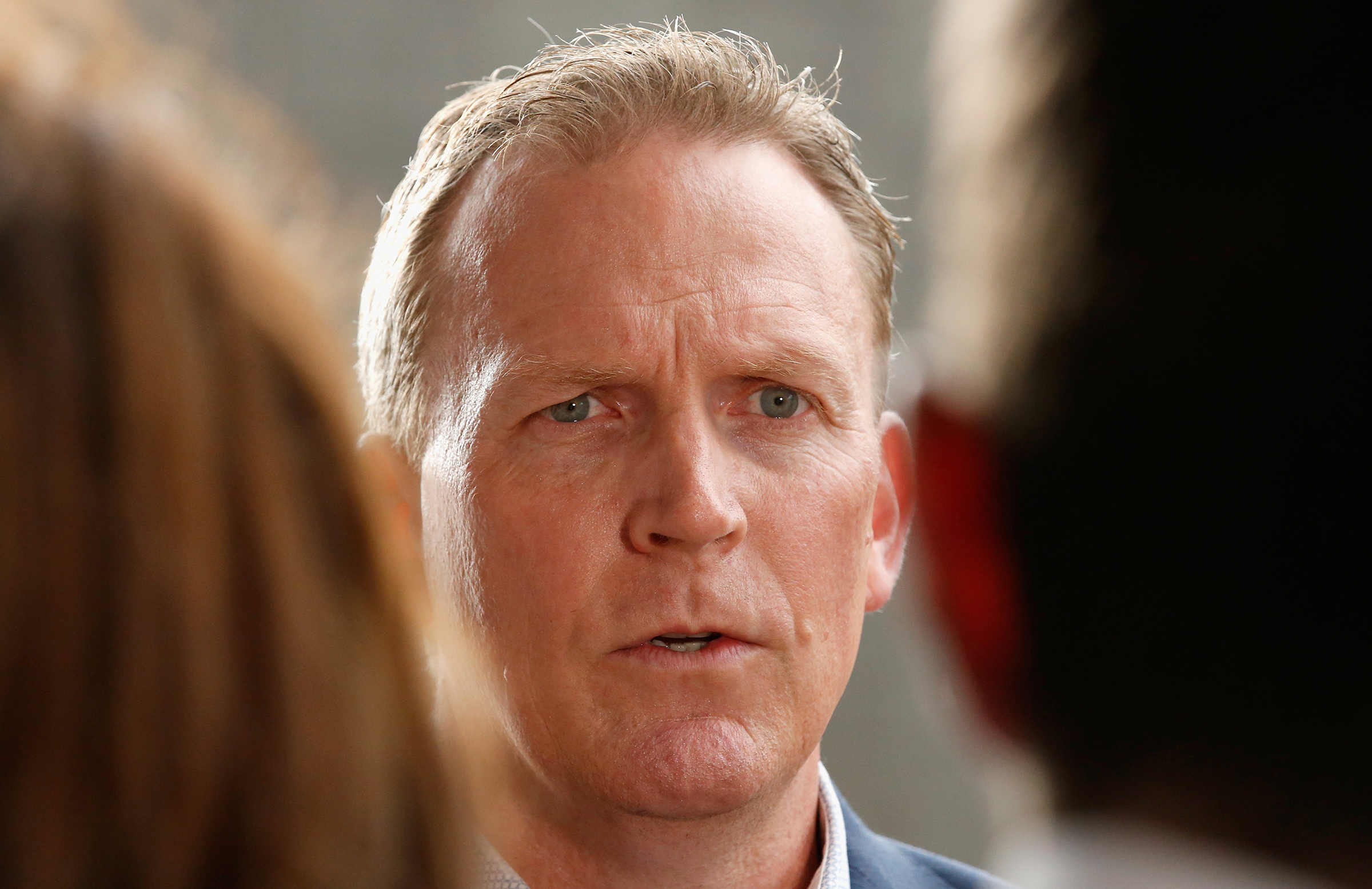 Cricket Australia CEO Kevin Roberts // Getty