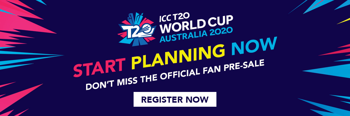 T20 World Cup registration