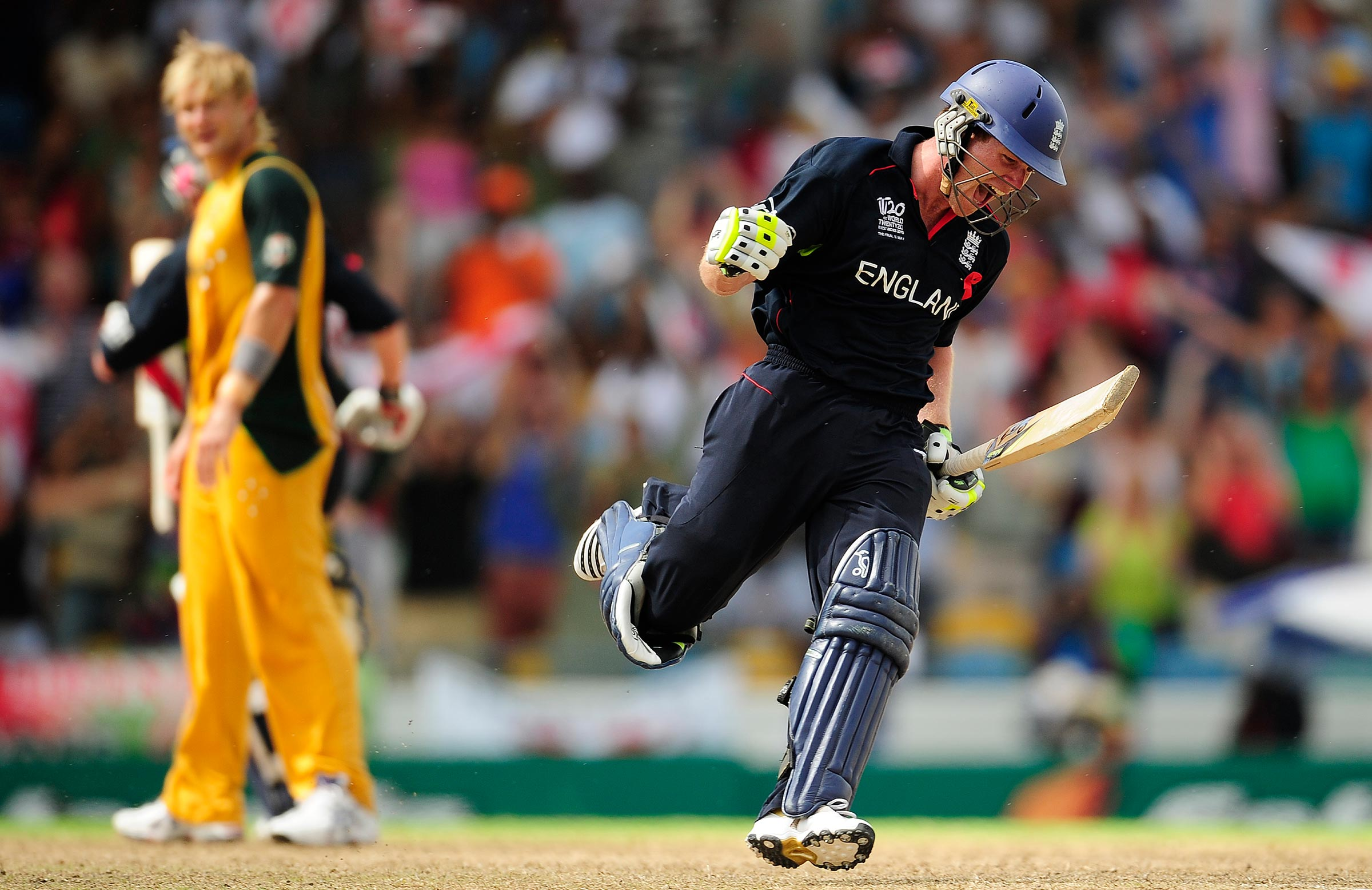 Australia lost the 2010 final against England // Getty