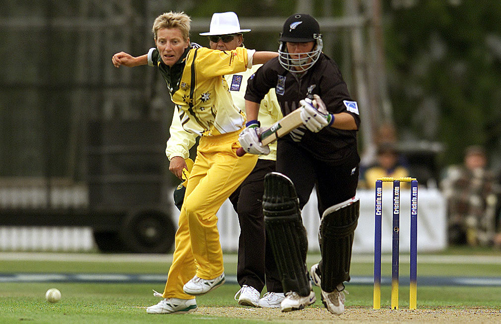 Fitzpatrick in action for Australia in 2000 // Getty Images