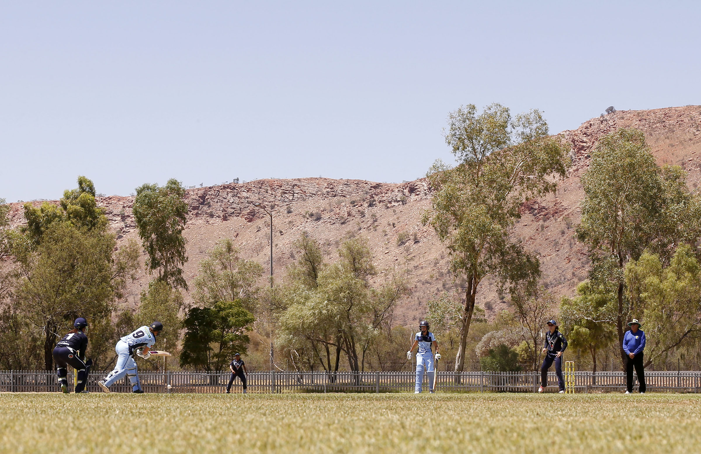 Alice Springs was the setting for this year's Championships // Getty