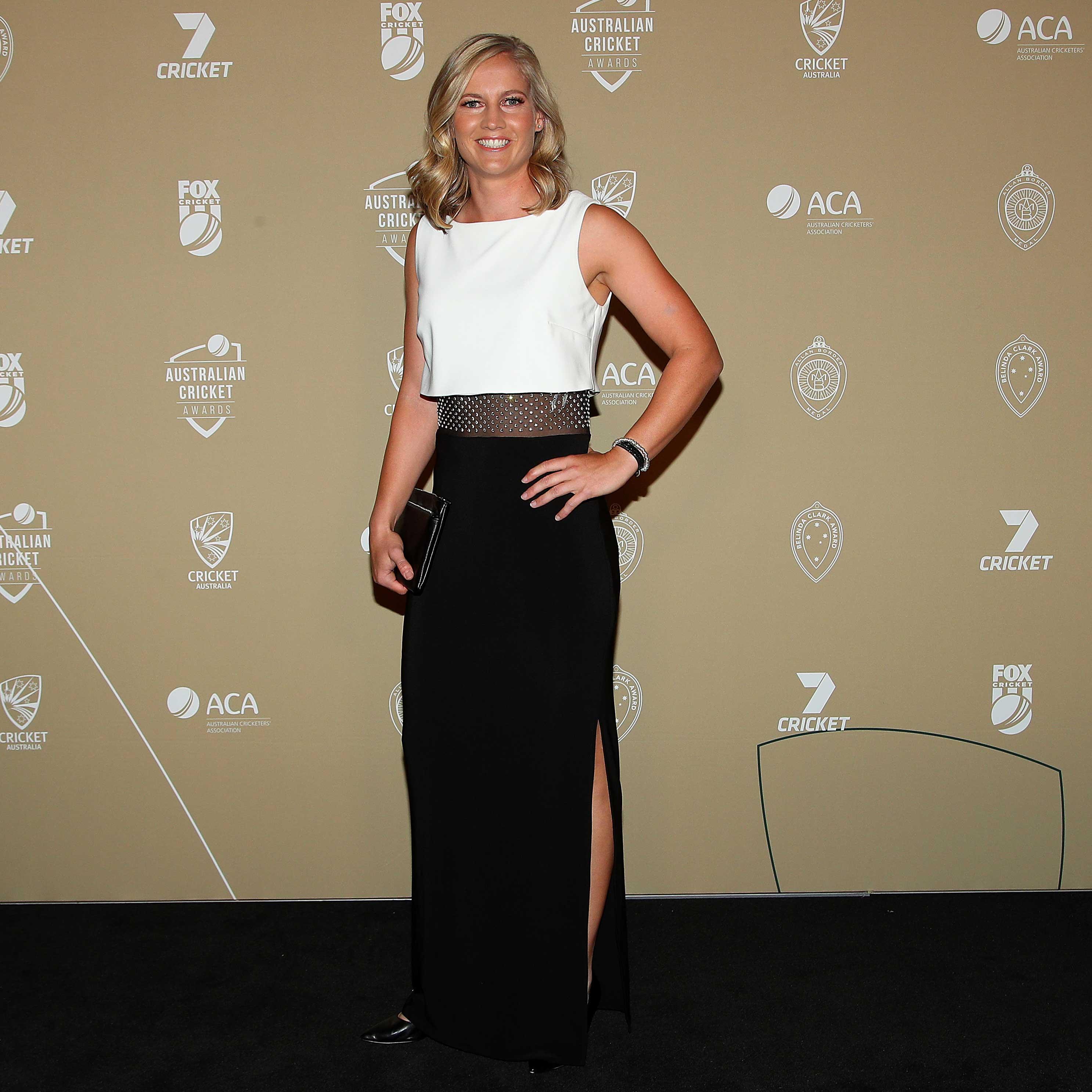 Australia women's captain Meg Lanning // Getty