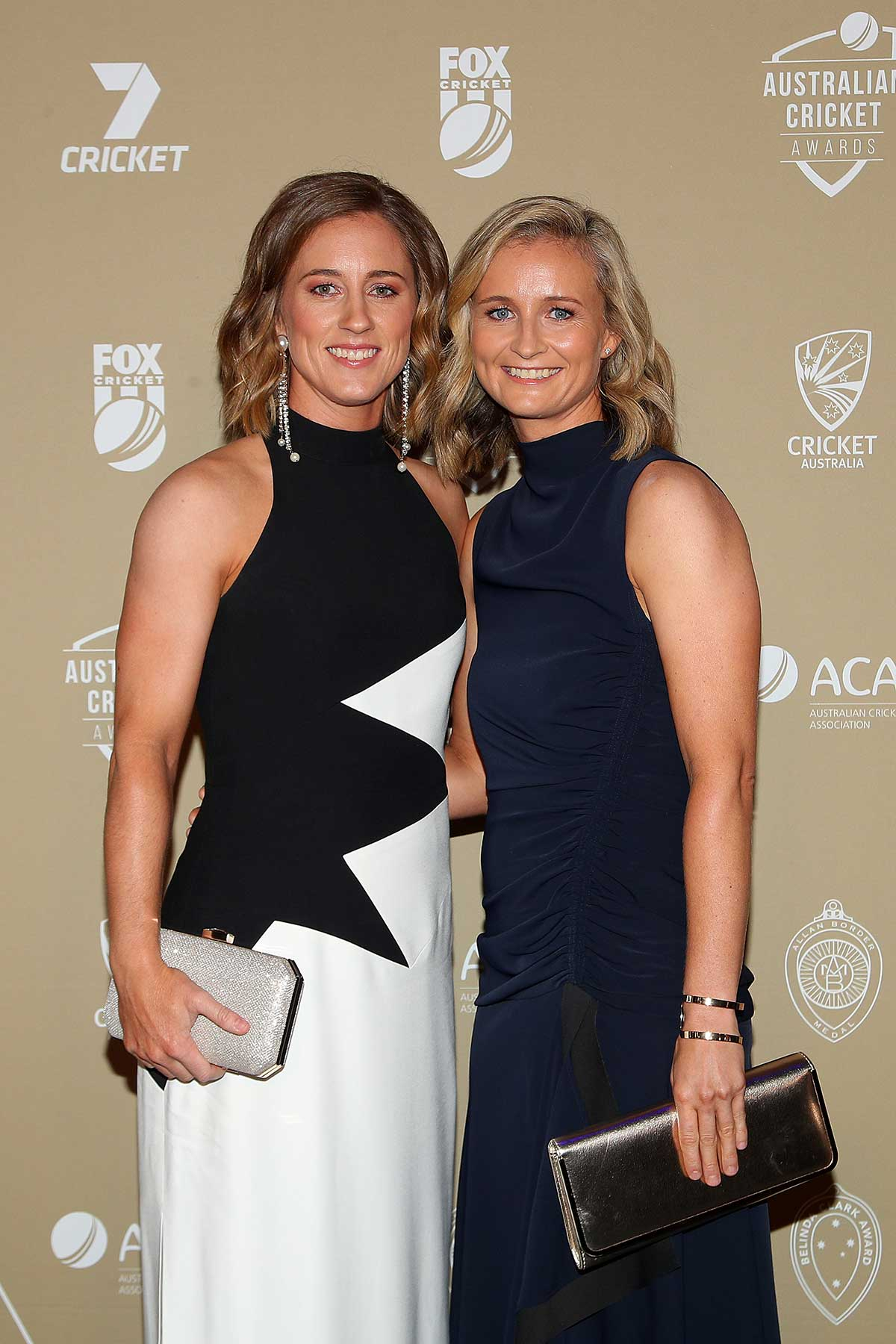 Rachel Haynes and Leah Poulton // Getty