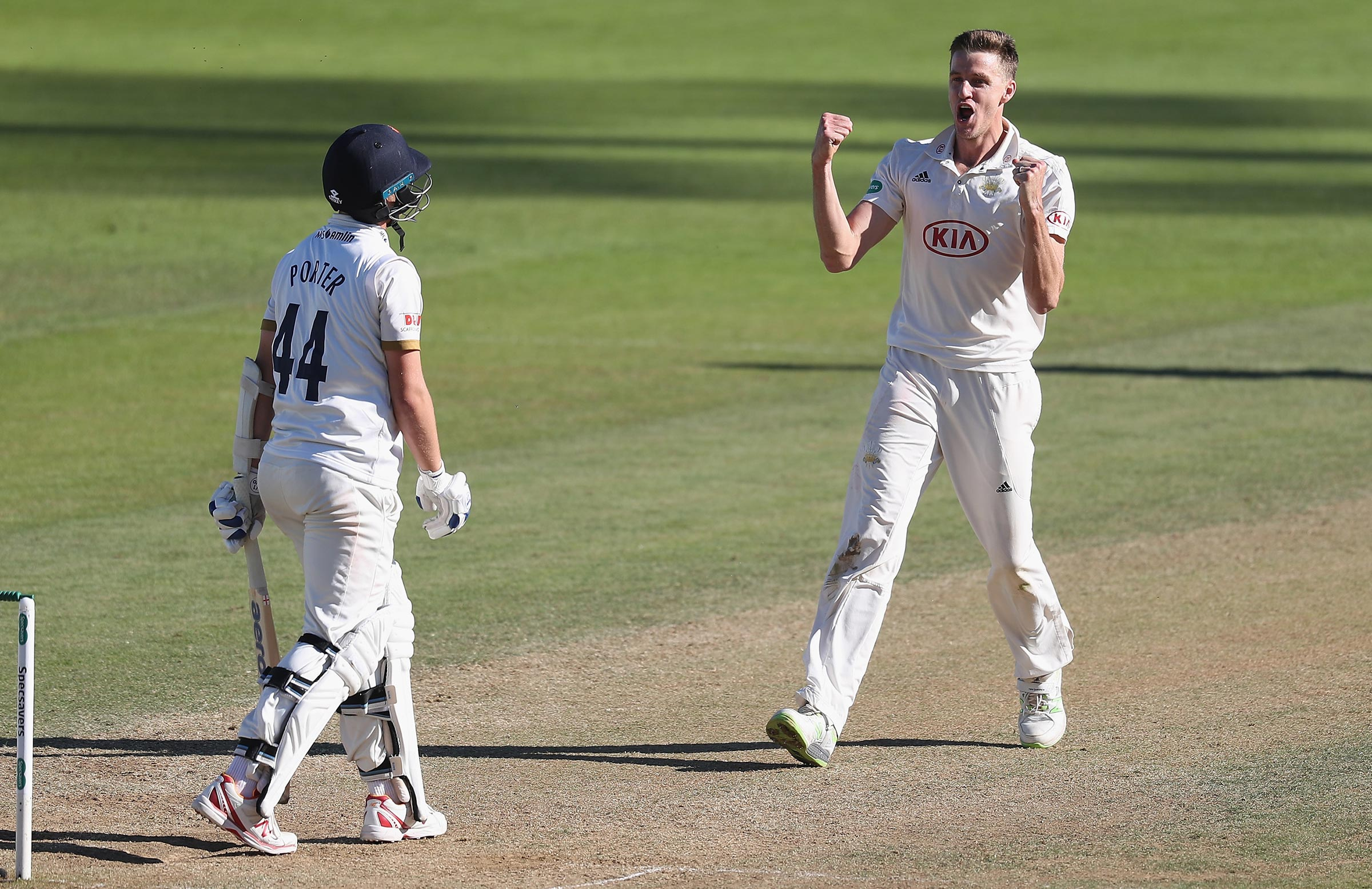 Morkel was a star for Surrey last year // Getty