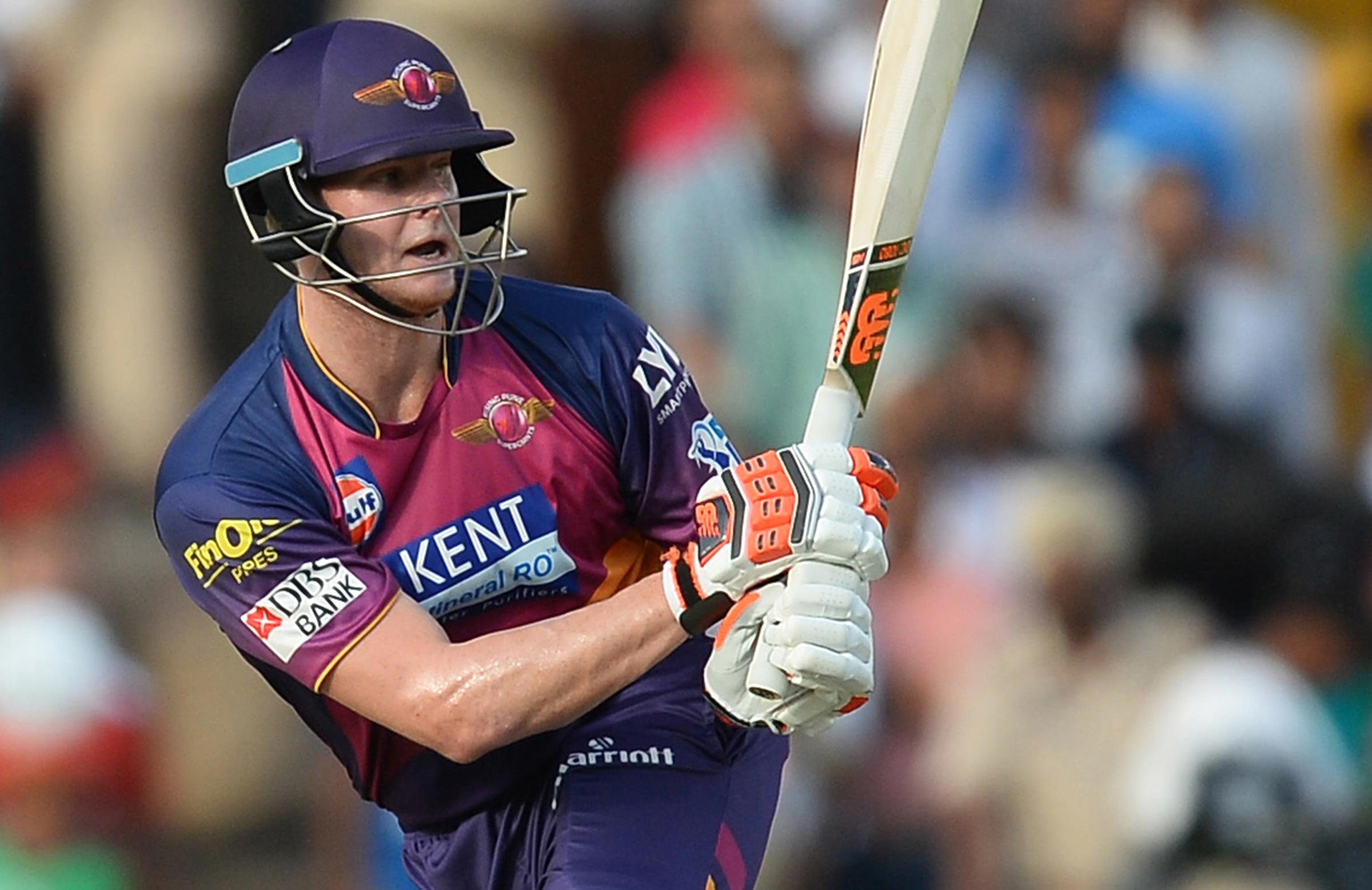 Steve Smith is back in the IPL this year // Getty