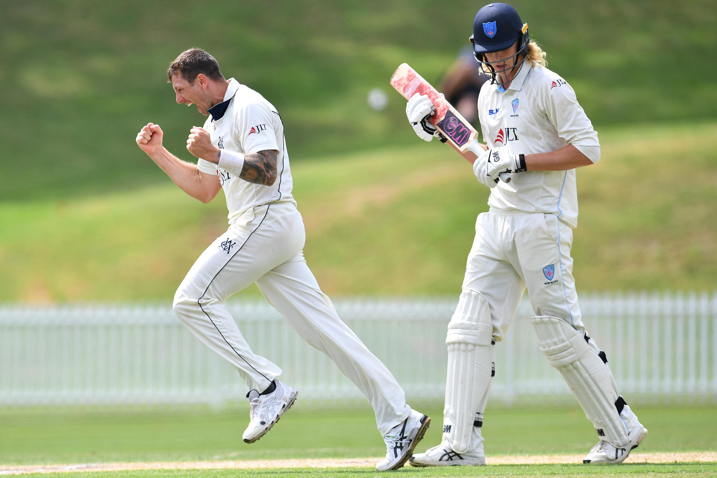 James Pattinson is set to be one of the keys to the Shield final // AAP