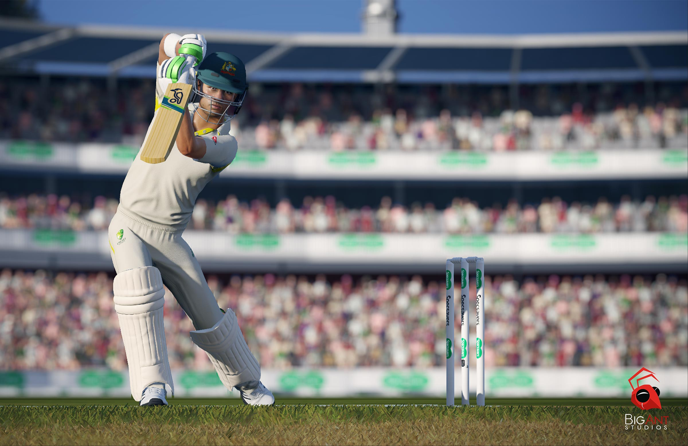 New Ashes Cricket Game Set For Release Cricket Com Au