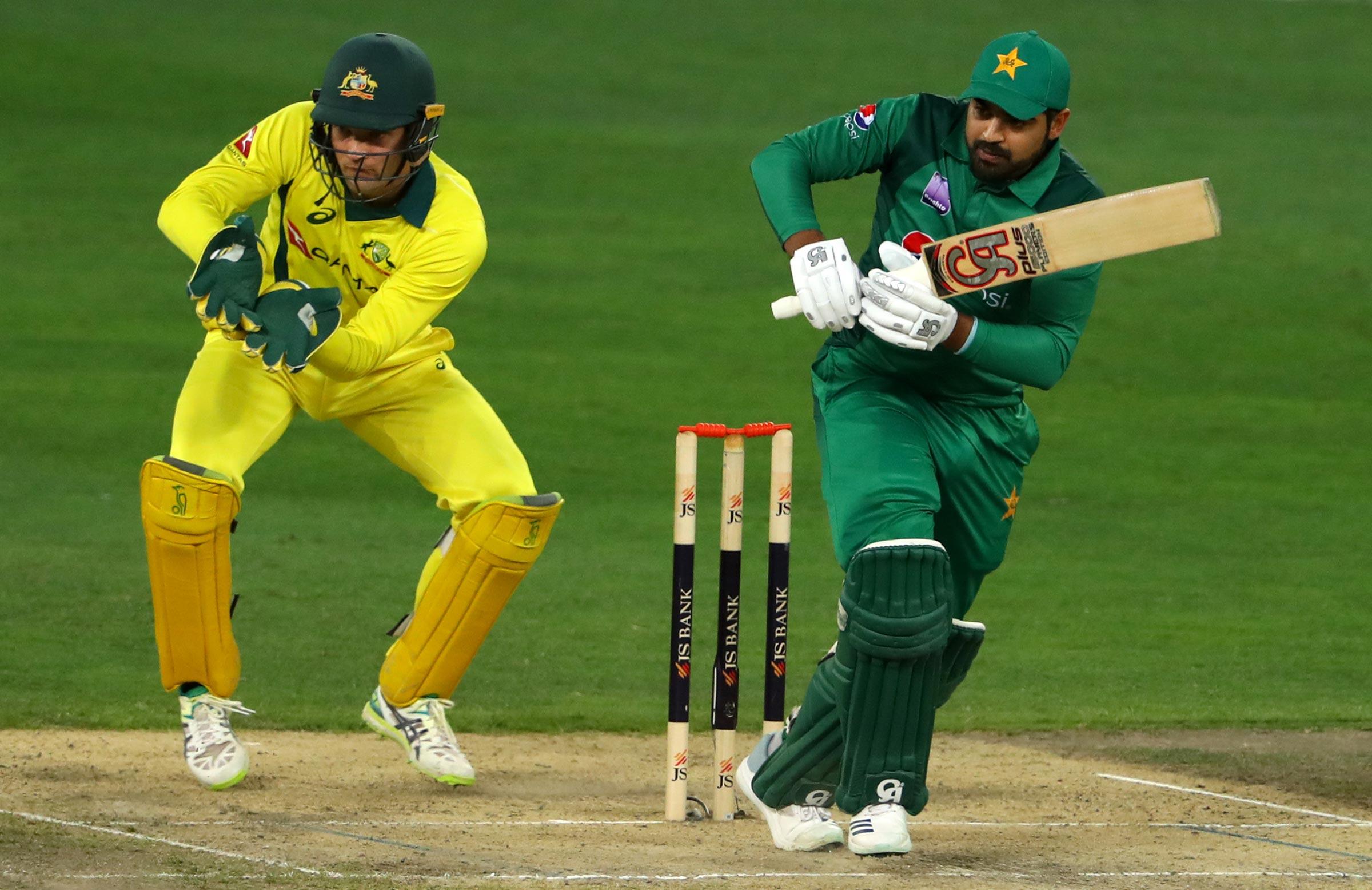 Haris Sohail's century wasn't enough for Pakistan // Getty