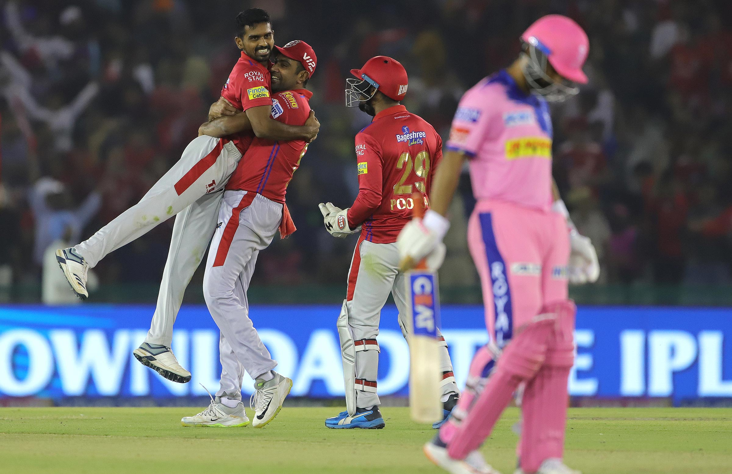 The Royals have now won just two of eight matches // BCCI