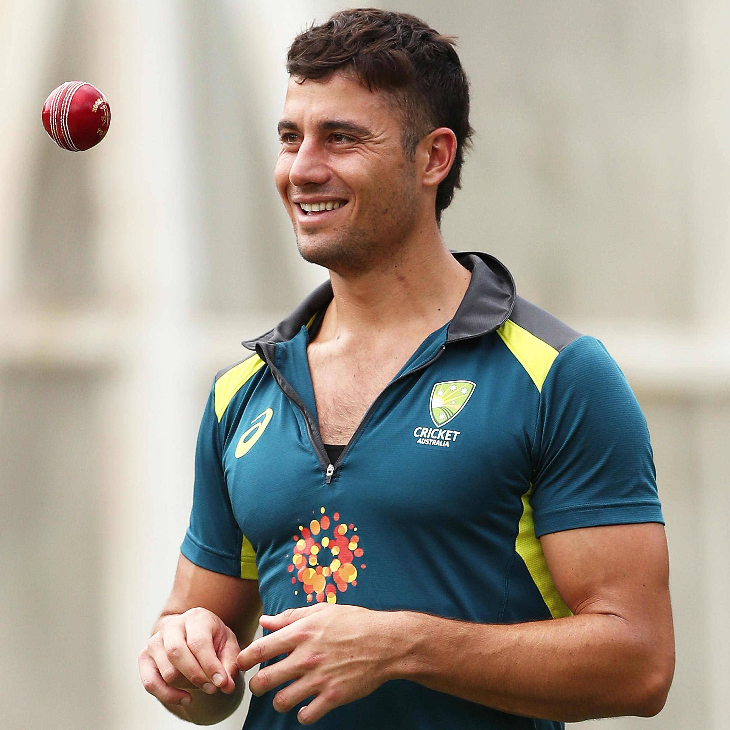 Stoinis was called into Australia's Test squad last summer // Getty