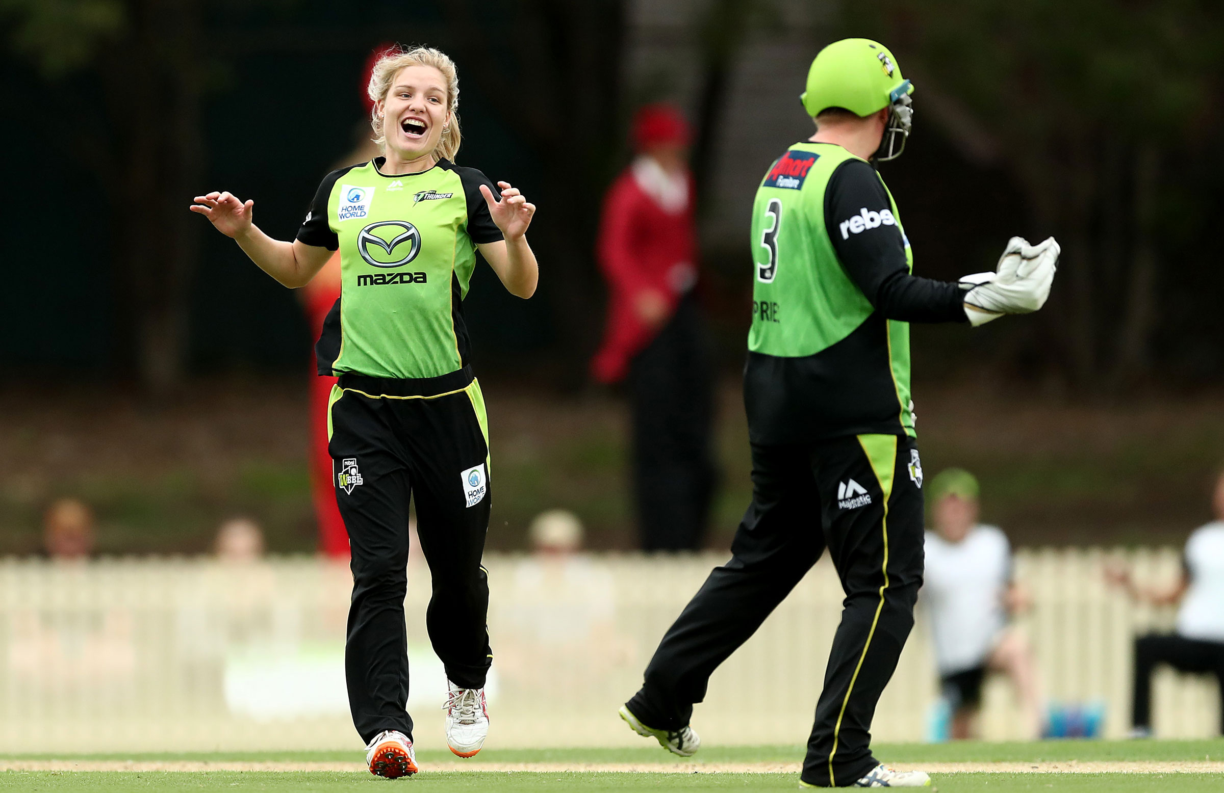 Nicola Carey has moved to Tasmania // Getty