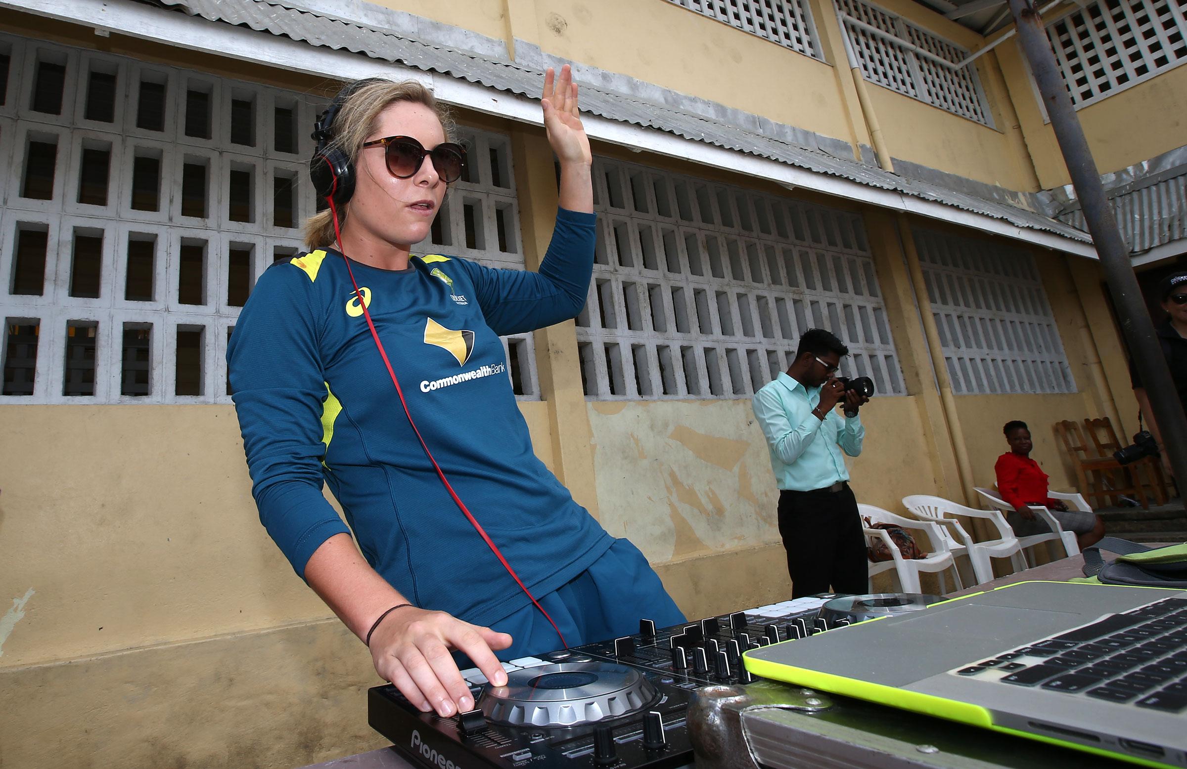 DJ Sophie Molineux // Getty