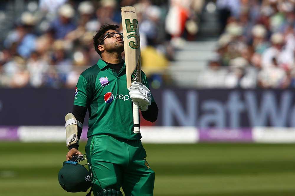 Imam scored his sixth ODI ton // Getty