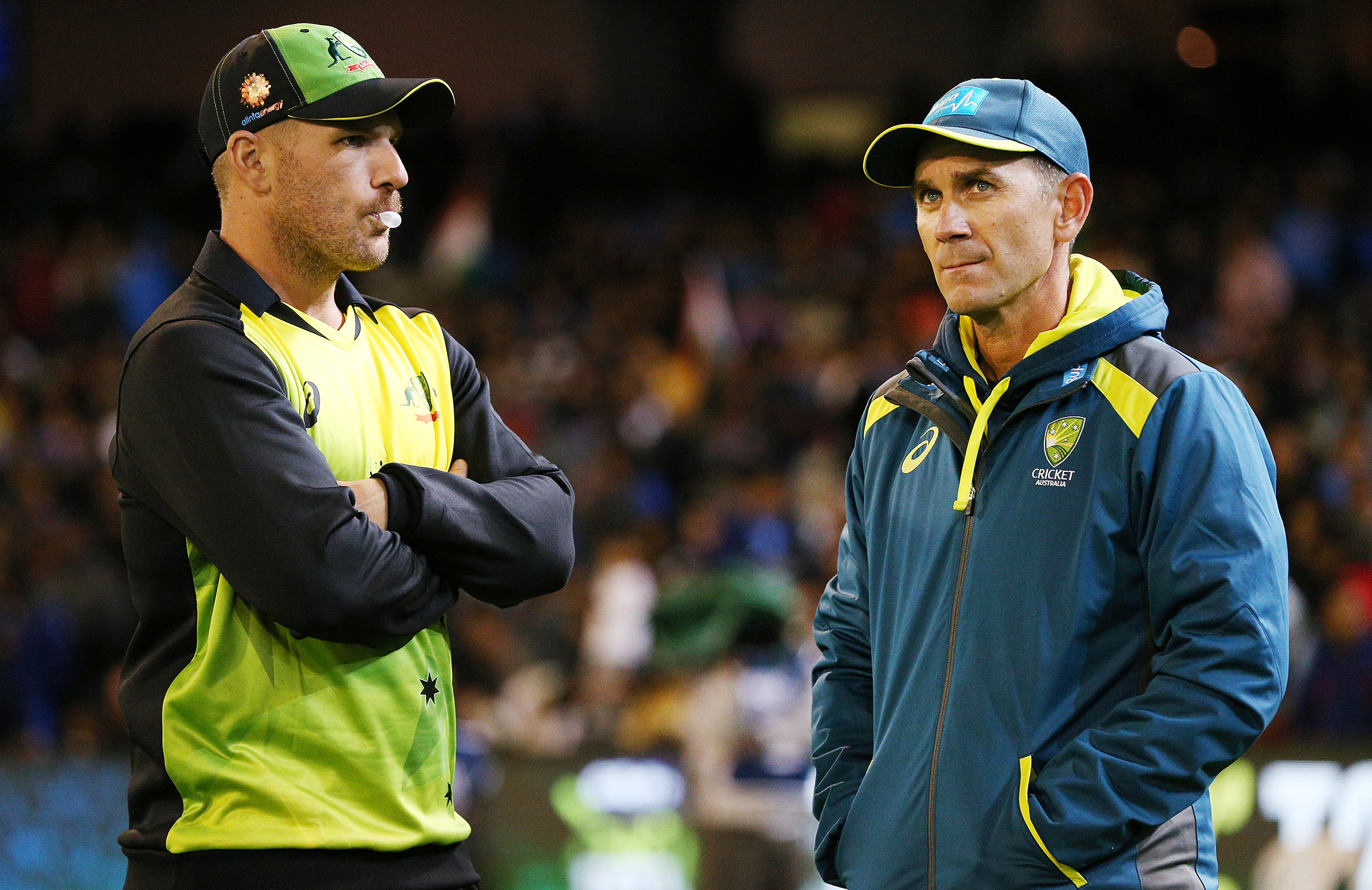 Langer has been delighted to see Finch emerge from last summer's lean patch // Getty