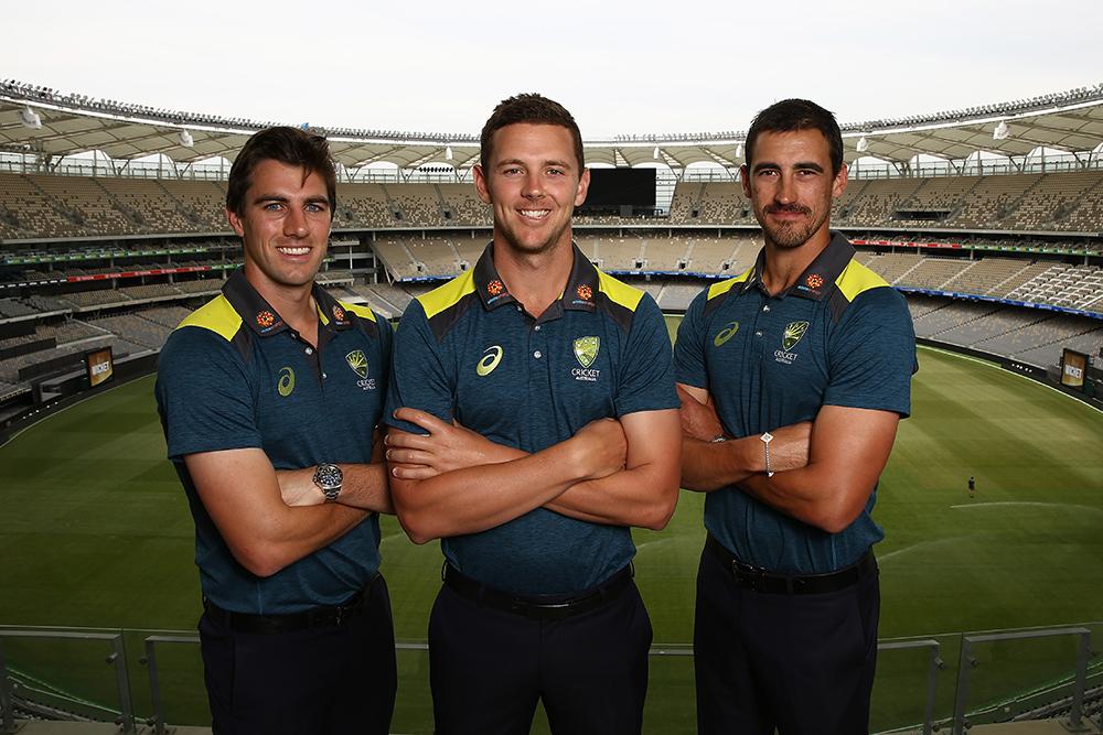 Perth Stadium will host its first day-night Test // Getty
