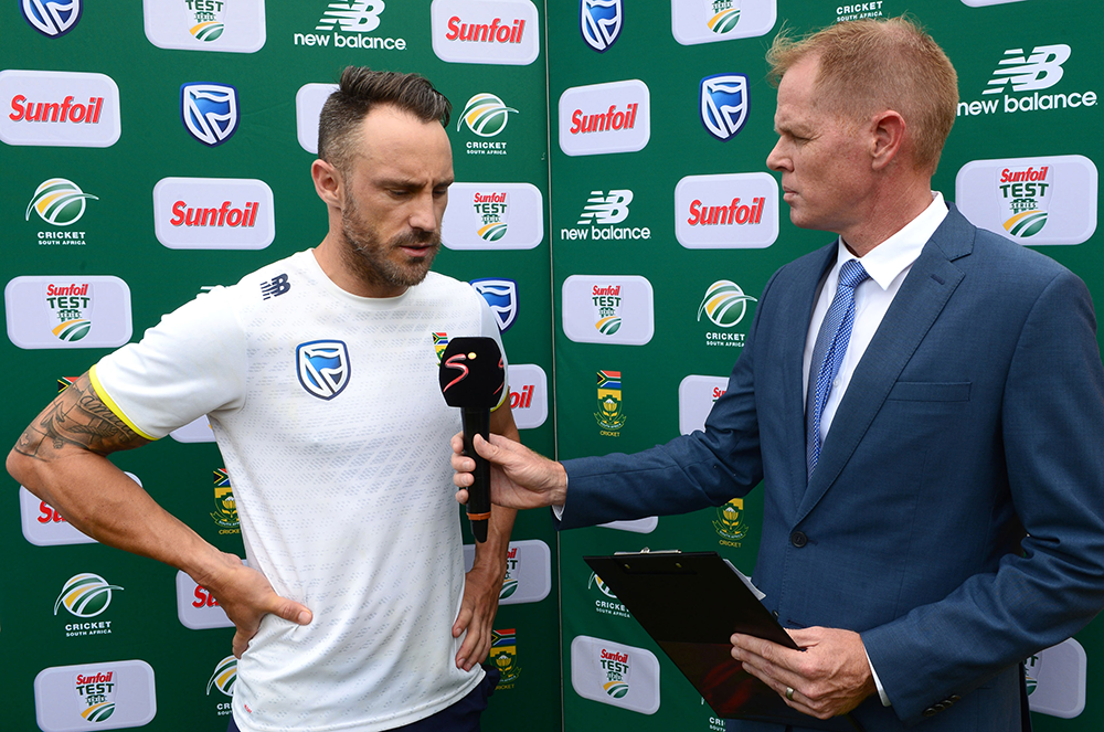 Shaun Pollock believes Faf du Plessis and South Africa are correct in not allowed an AB de Villiers return // Getty