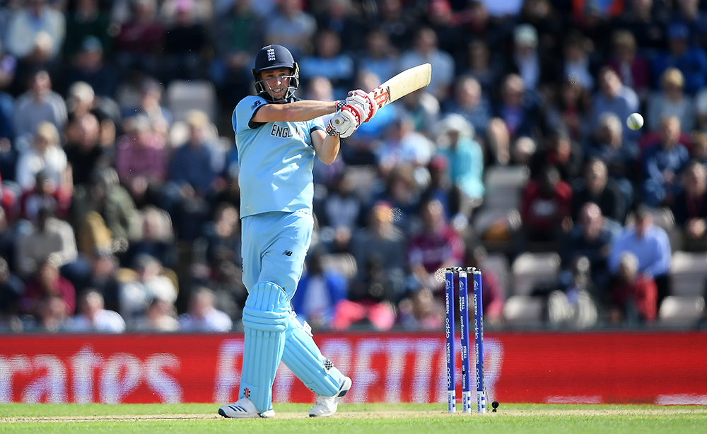 Chris Woakes impressed after being elevated up the batting order // Getty