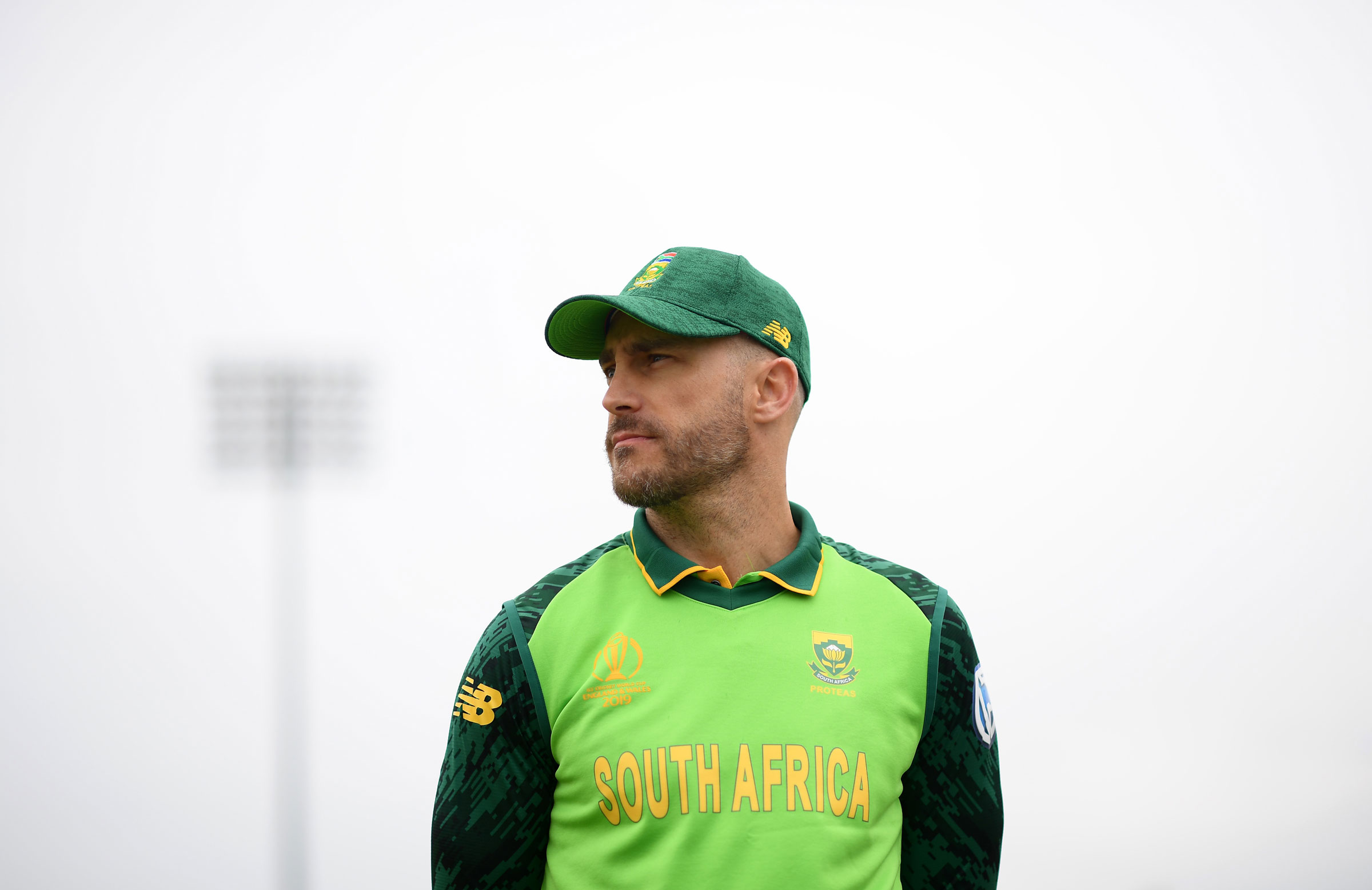 South Africa's match was abandoned on Monday // Getty