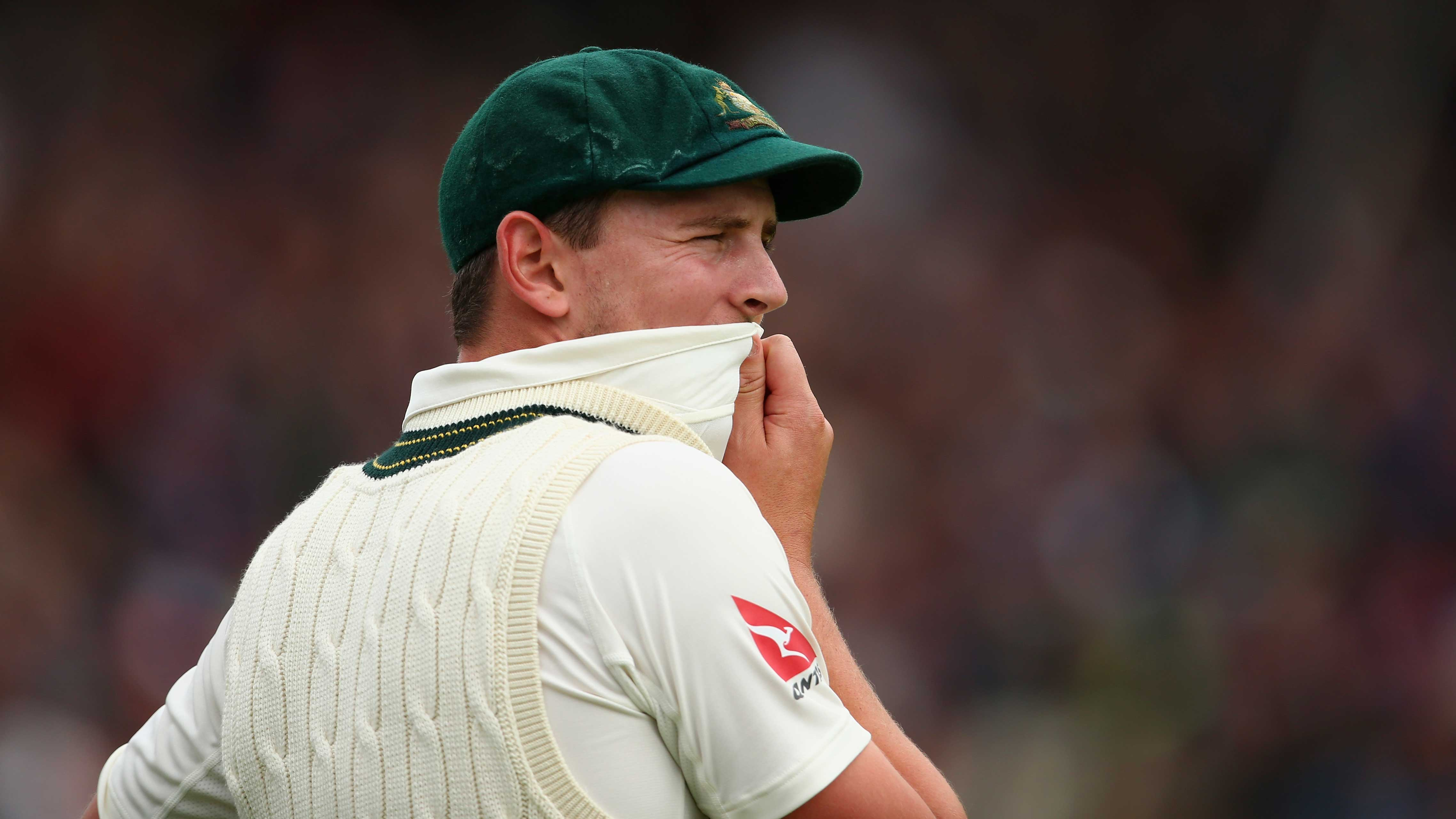 Hazlewood admits he struggled physically in the 2015 Ashes // Getty