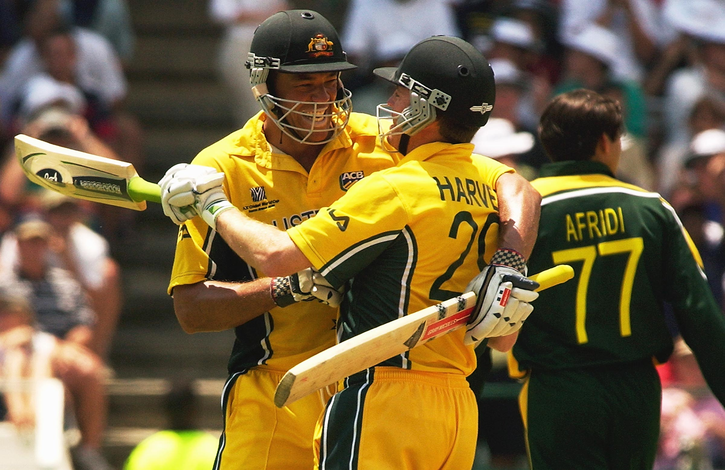 Joburg 2003 was a milestone game for Andrew Symonds // Getty