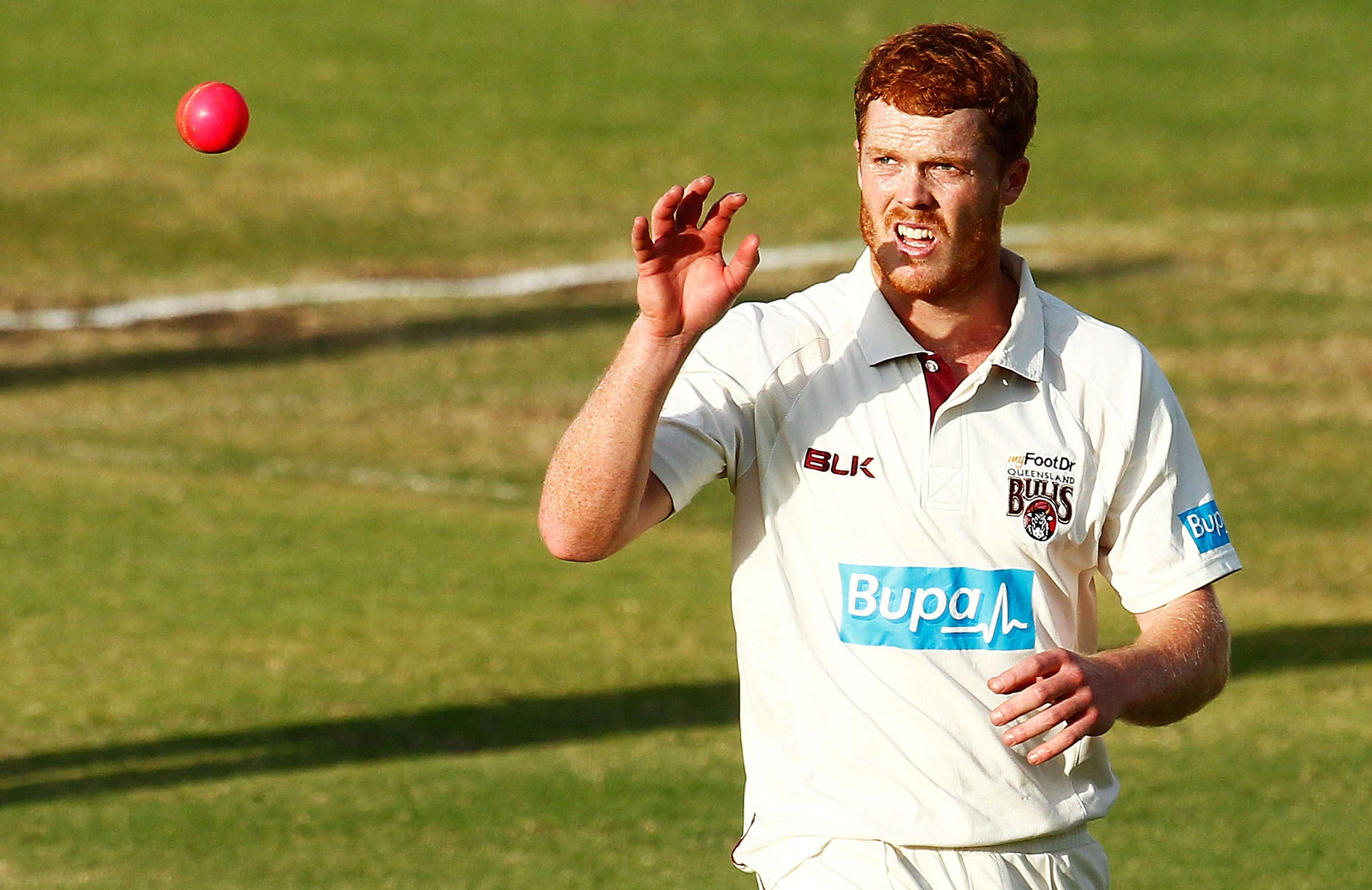McDermott played his most recent first-class match in November 2014 // Getty