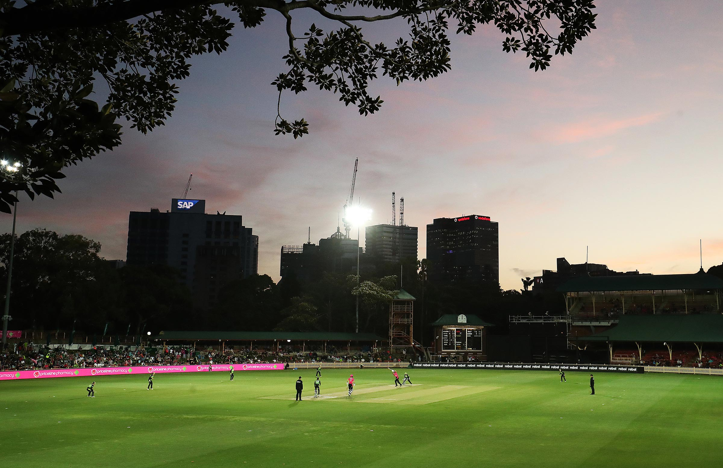 North Sydney Oval will host the opening weekend // Getty