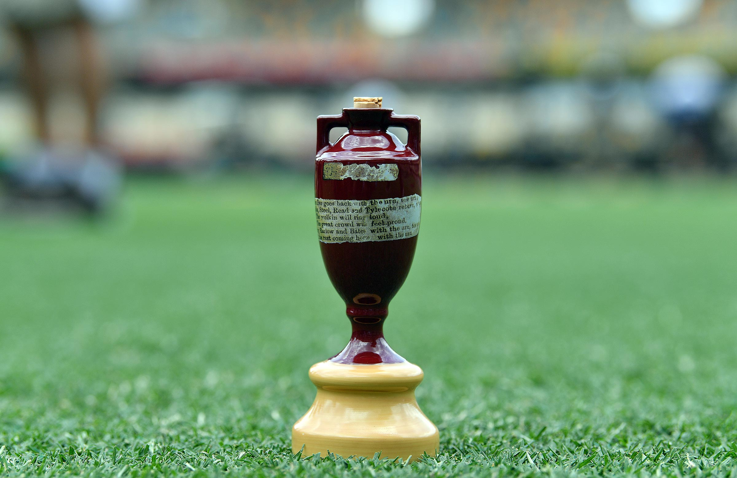 The Ashes will be part of the World Test Championship // Getty