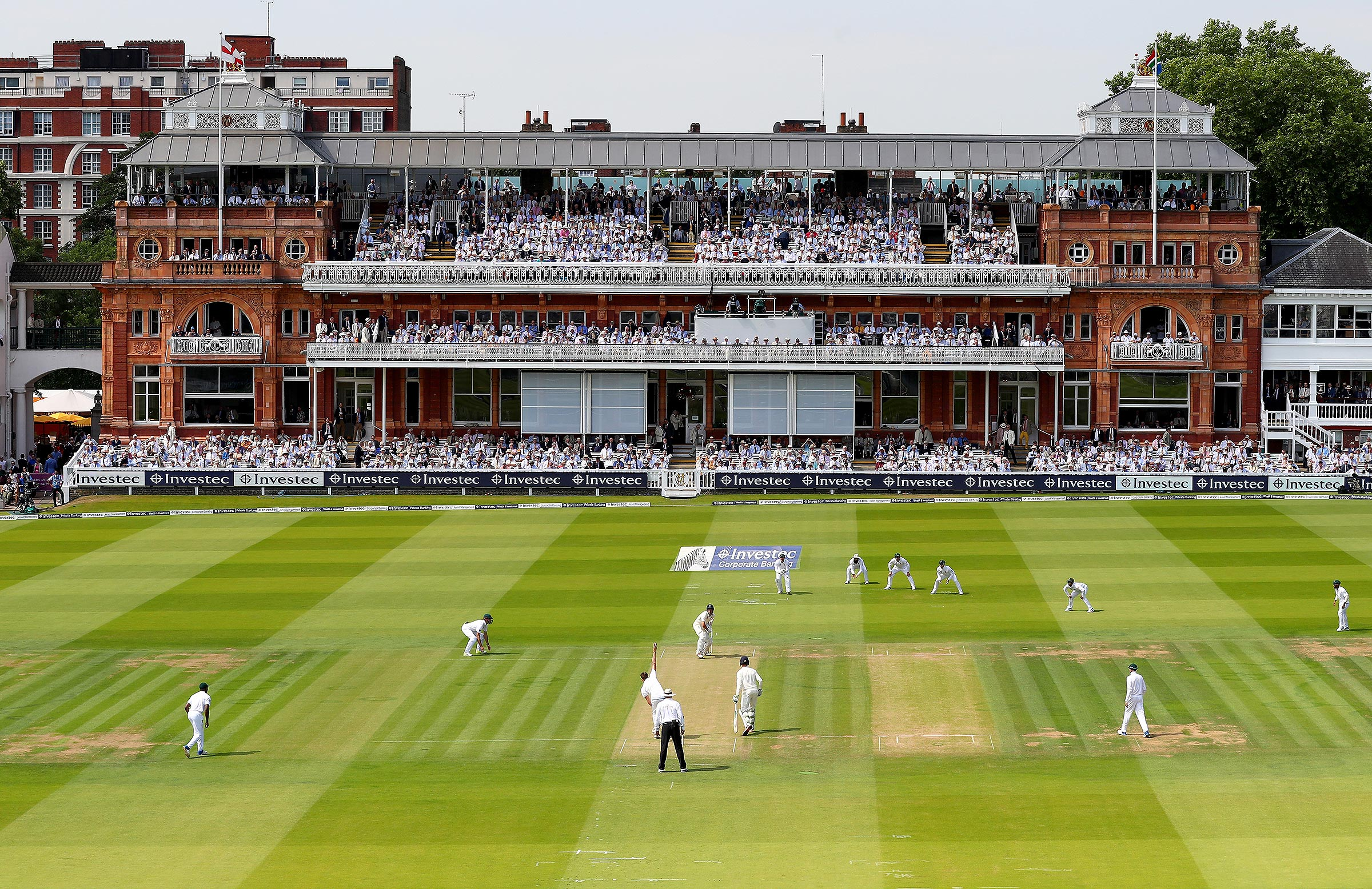 The WTC final is set to be at Lord's in June 2021 // Getty