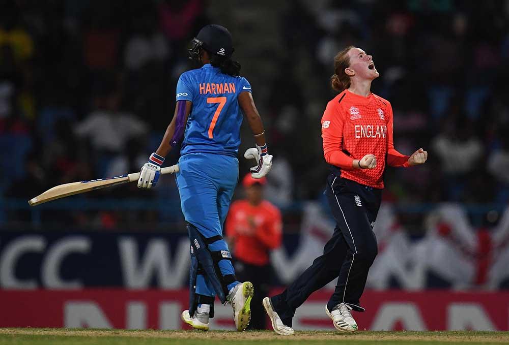 Kirstie Gordon starred in the World T20 before injury // Getty